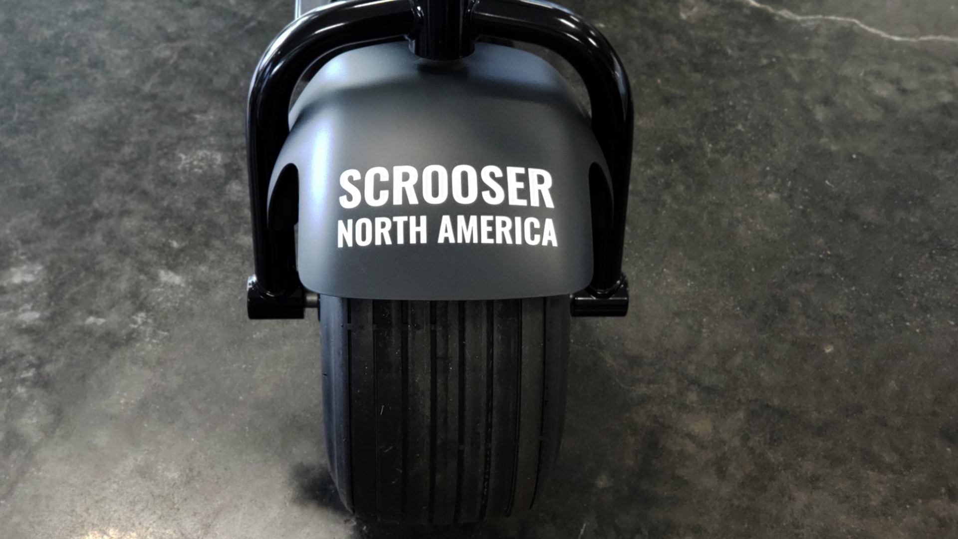 Used 2018 SCROOSER ELECTRIC SCOOTER SELF BALANCED / PITCH BLACK / 15.5 MPH / 34 MI RANGE for sale Sold at Formula Imports in Charlotte NC 28227 3