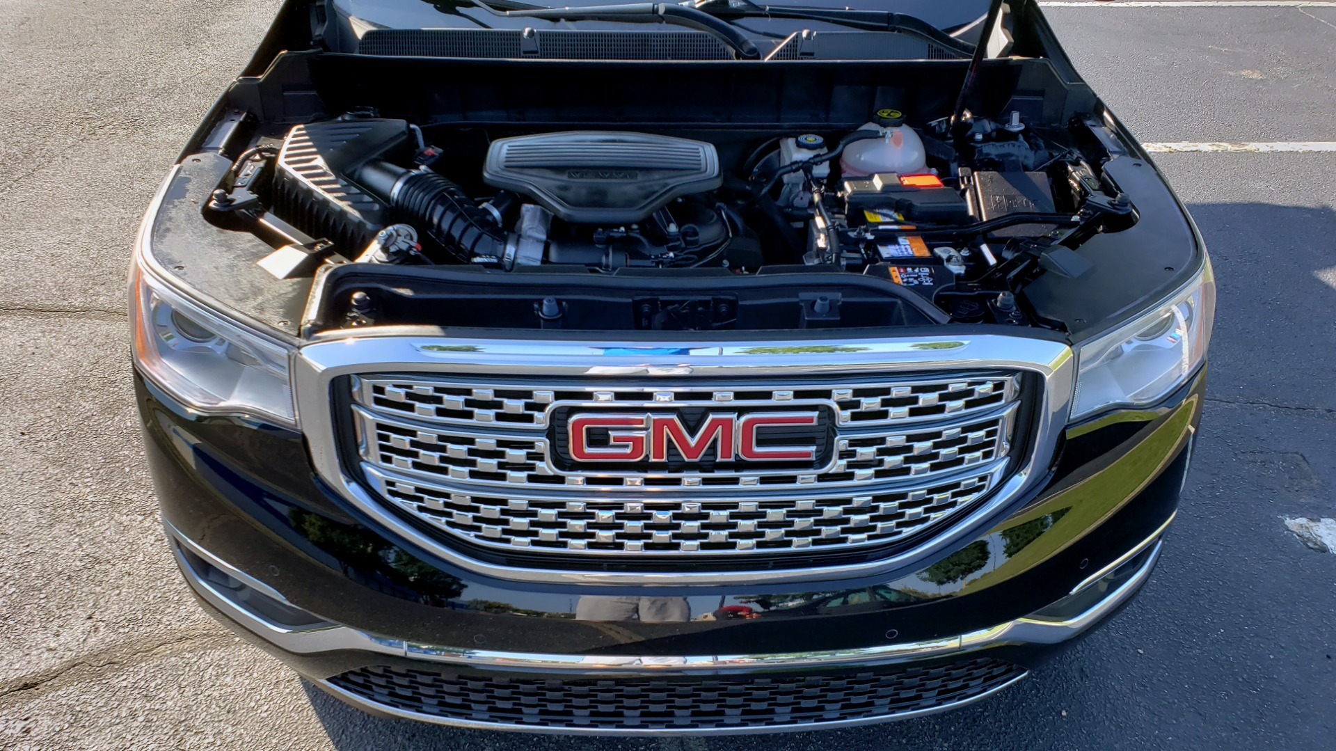 Used 2017 GMC ACADIA DENALI / FWD / NAV / SUNROOF / CAMERA / 3-ROW for sale Sold at Formula Imports in Charlotte NC 28227 15