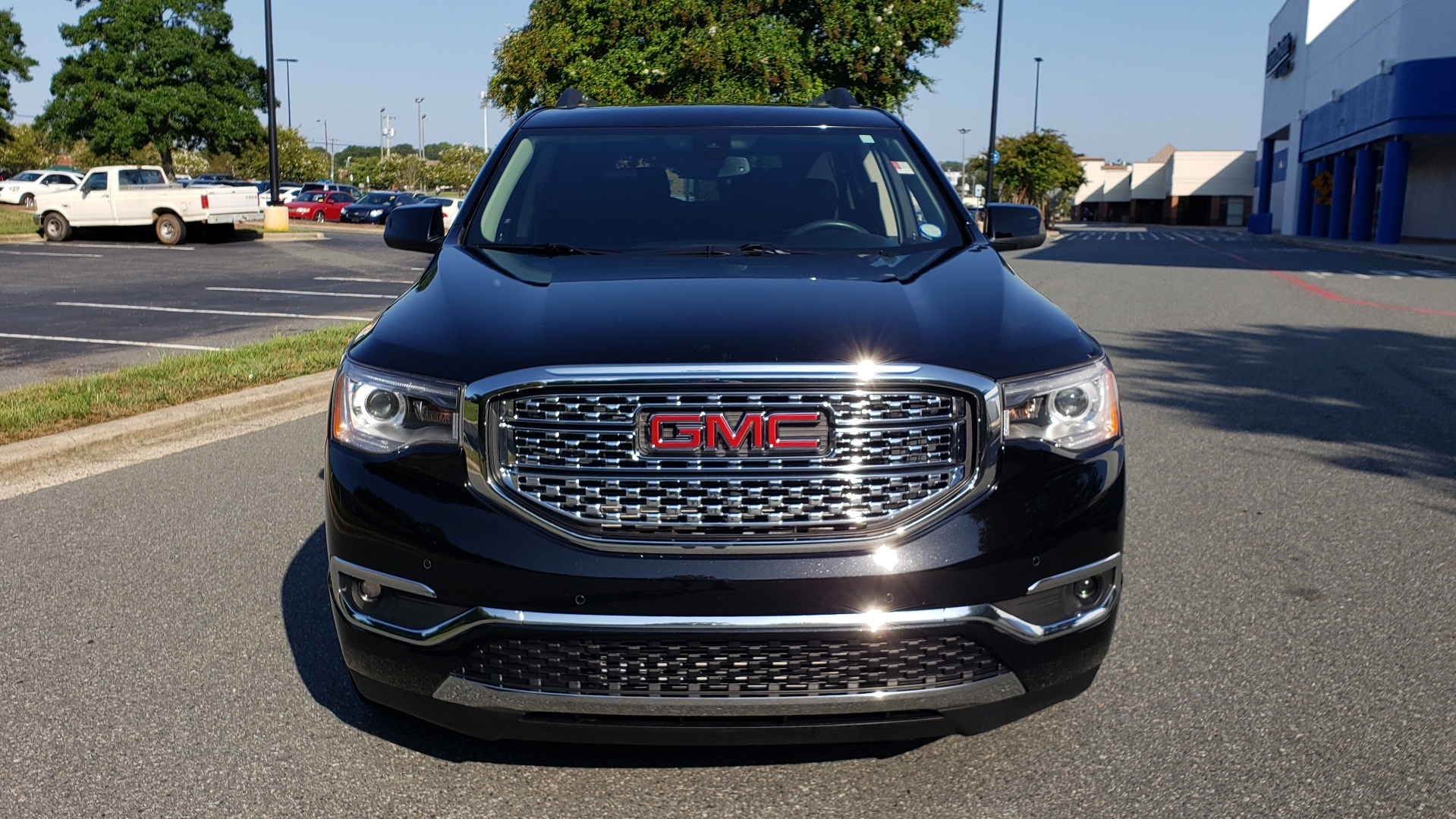 Used 2017 GMC ACADIA DENALI / FWD / NAV / SUNROOF / CAMERA / 3-ROW for sale Sold at Formula Imports in Charlotte NC 28227 21
