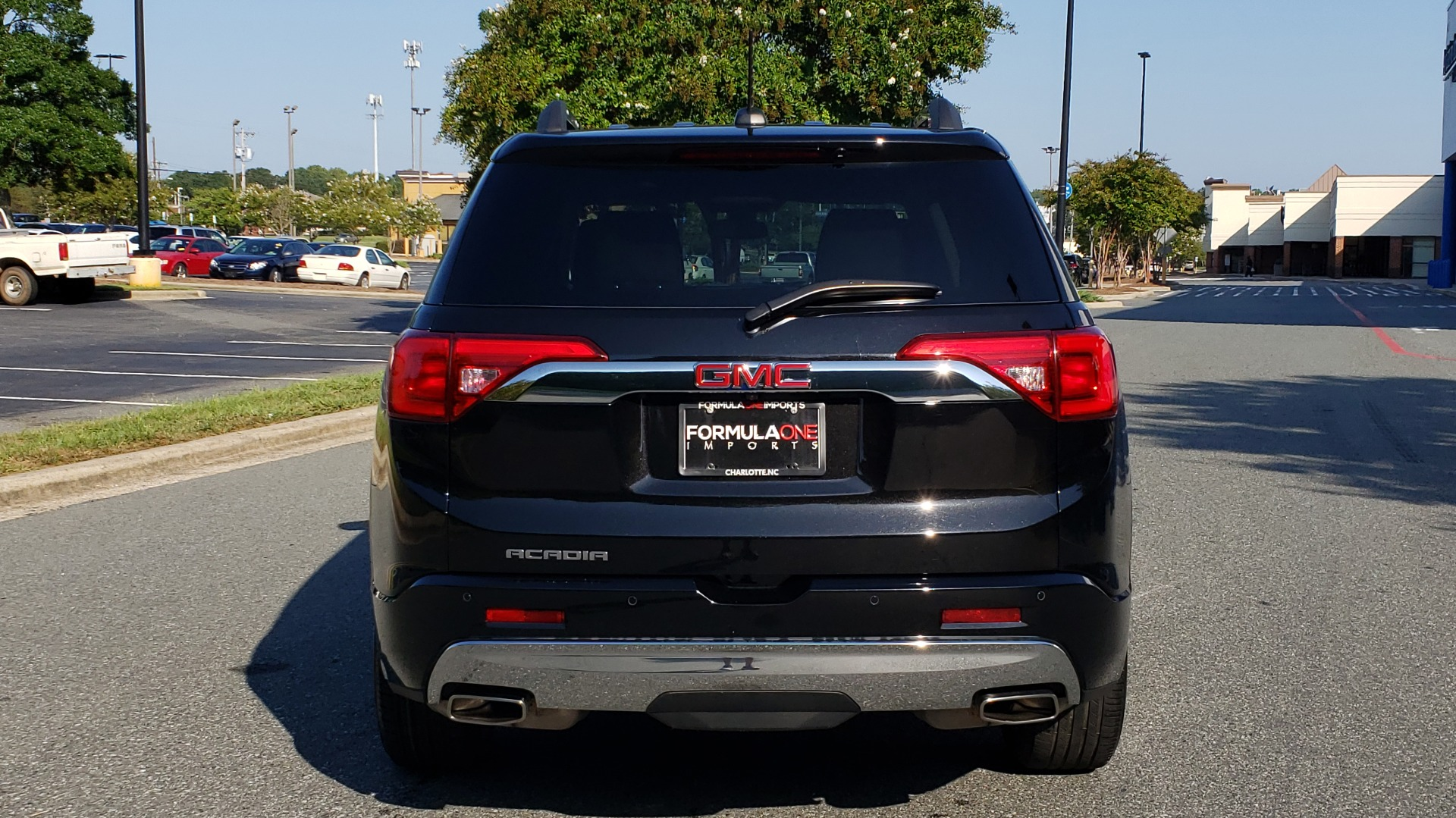 Used 2017 GMC ACADIA DENALI / FWD / NAV / SUNROOF / CAMERA / 3-ROW for sale Sold at Formula Imports in Charlotte NC 28227 28