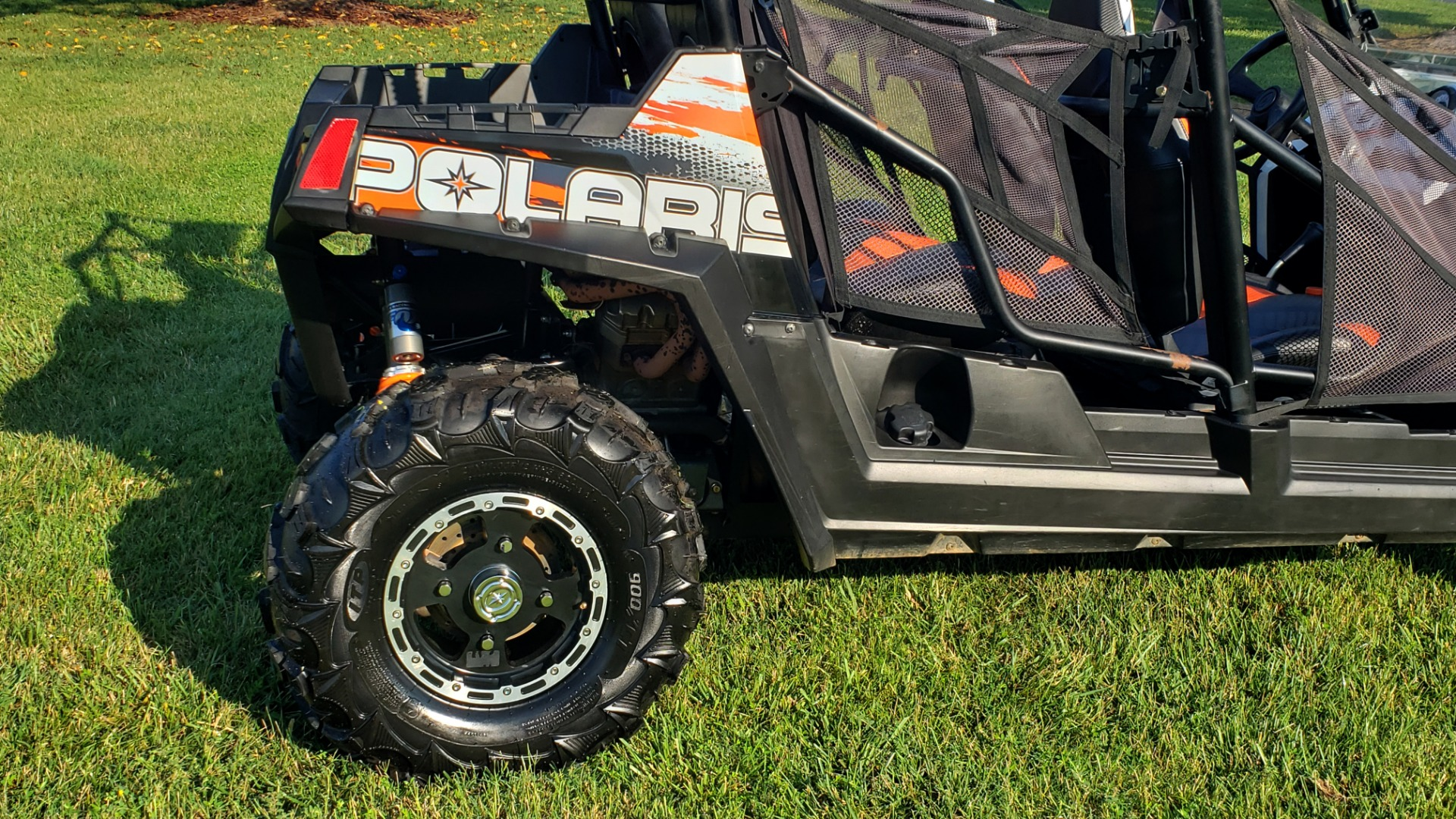 Used 2012 POLARIS RANGER RZR4 / HO 800 EFI / IPHONE CONNECT / SPEAKERS / NEW TIRES for sale Sold at Formula Imports in Charlotte NC 28227 10