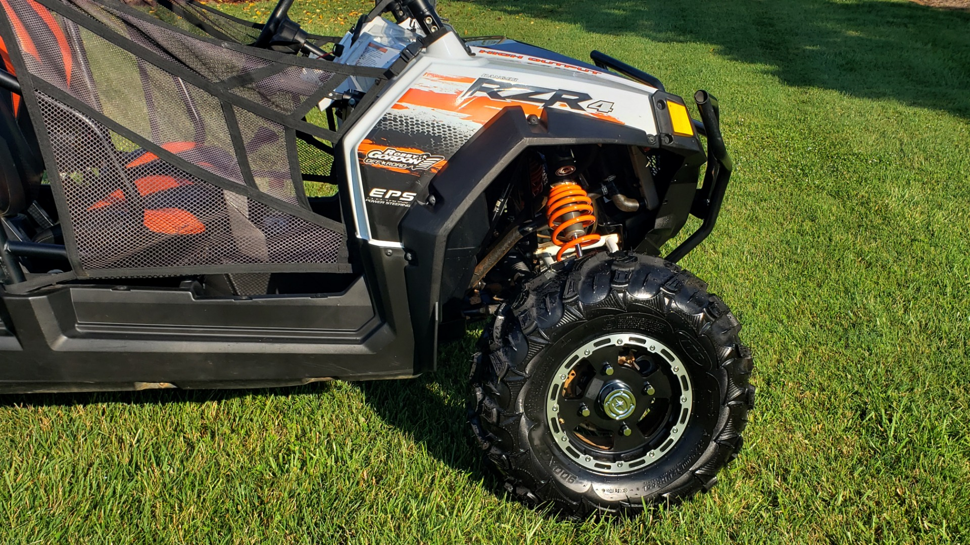 Used 2012 POLARIS RANGER RZR4 / HO 800 EFI / IPHONE CONNECT / SPEAKERS / NEW TIRES for sale Sold at Formula Imports in Charlotte NC 28227 11