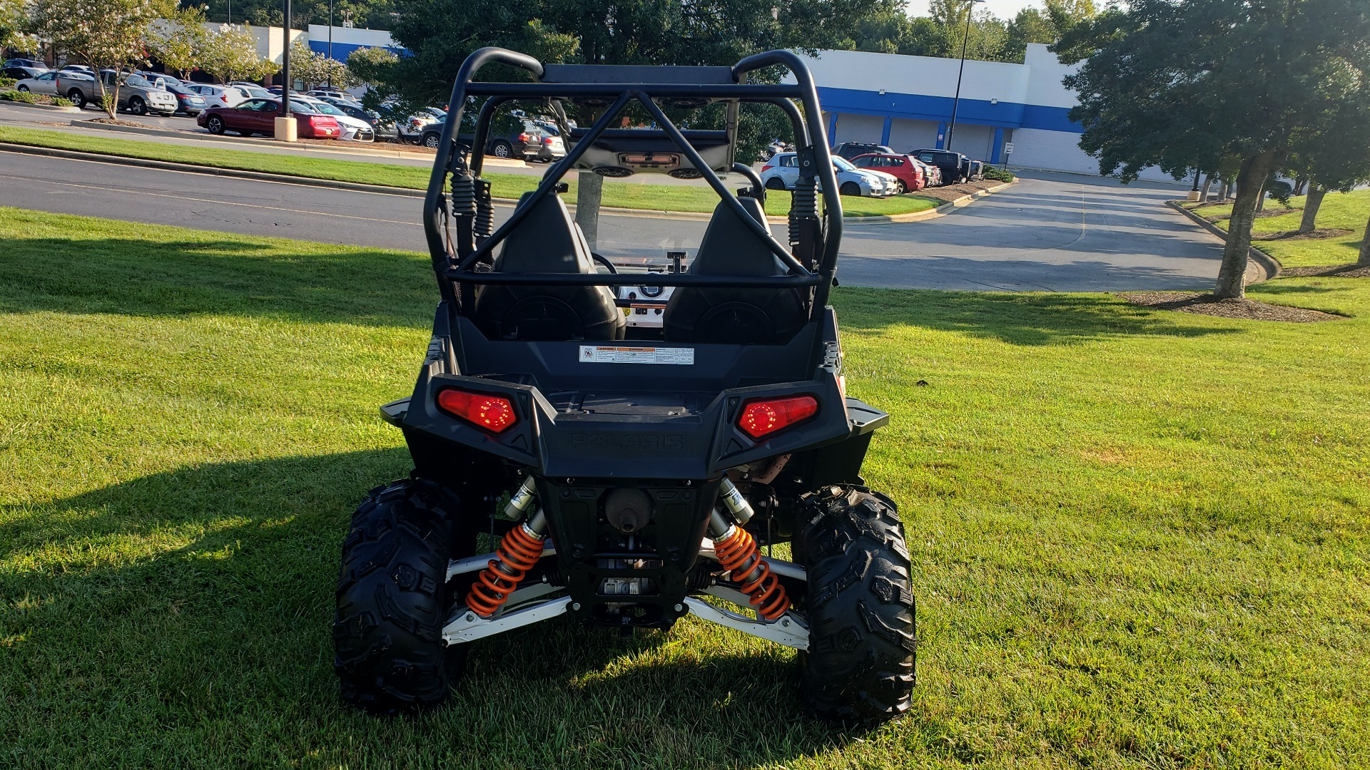 Used 2012 POLARIS RANGER RZR4 / HO 800 EFI / IPHONE CONNECT / SPEAKERS / NEW TIRES for sale Sold at Formula Imports in Charlotte NC 28227 15