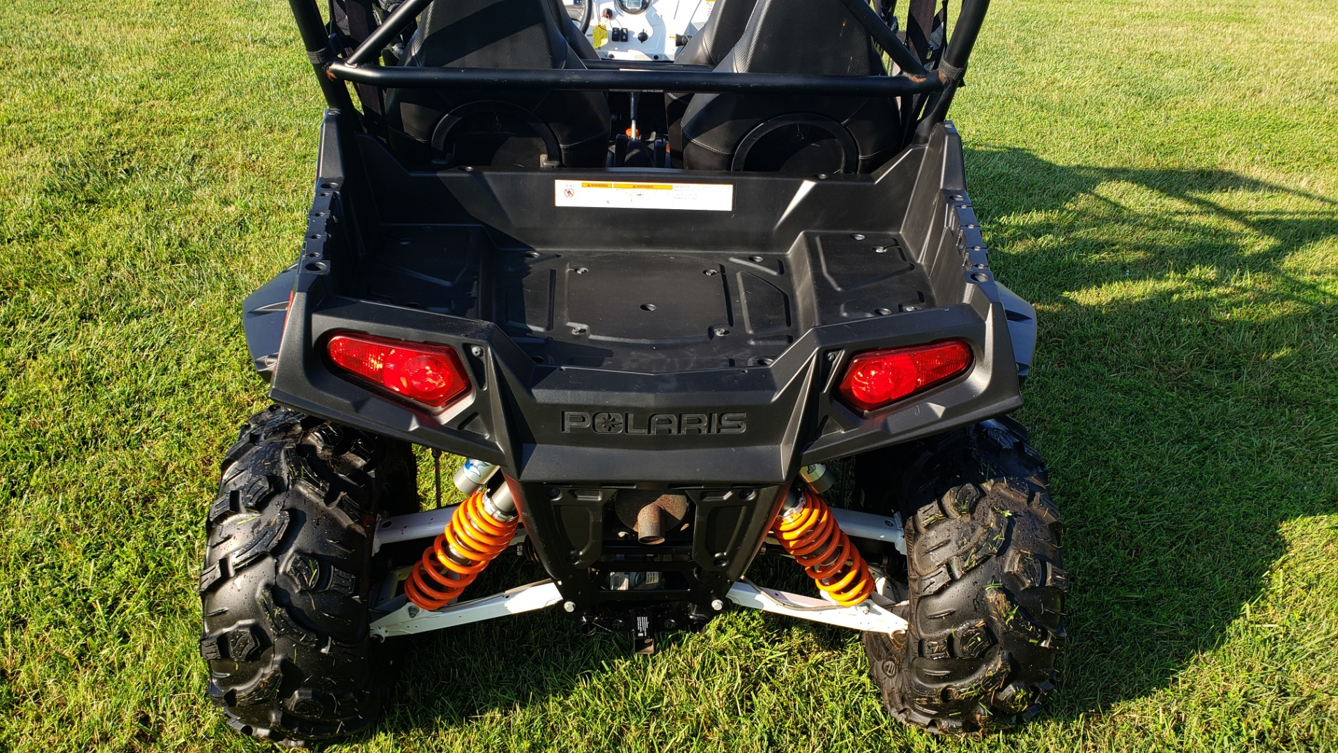 Used 2012 POLARIS RANGER RZR4 / HO 800 EFI / IPHONE CONNECT / SPEAKERS / NEW TIRES for sale Sold at Formula Imports in Charlotte NC 28227 18