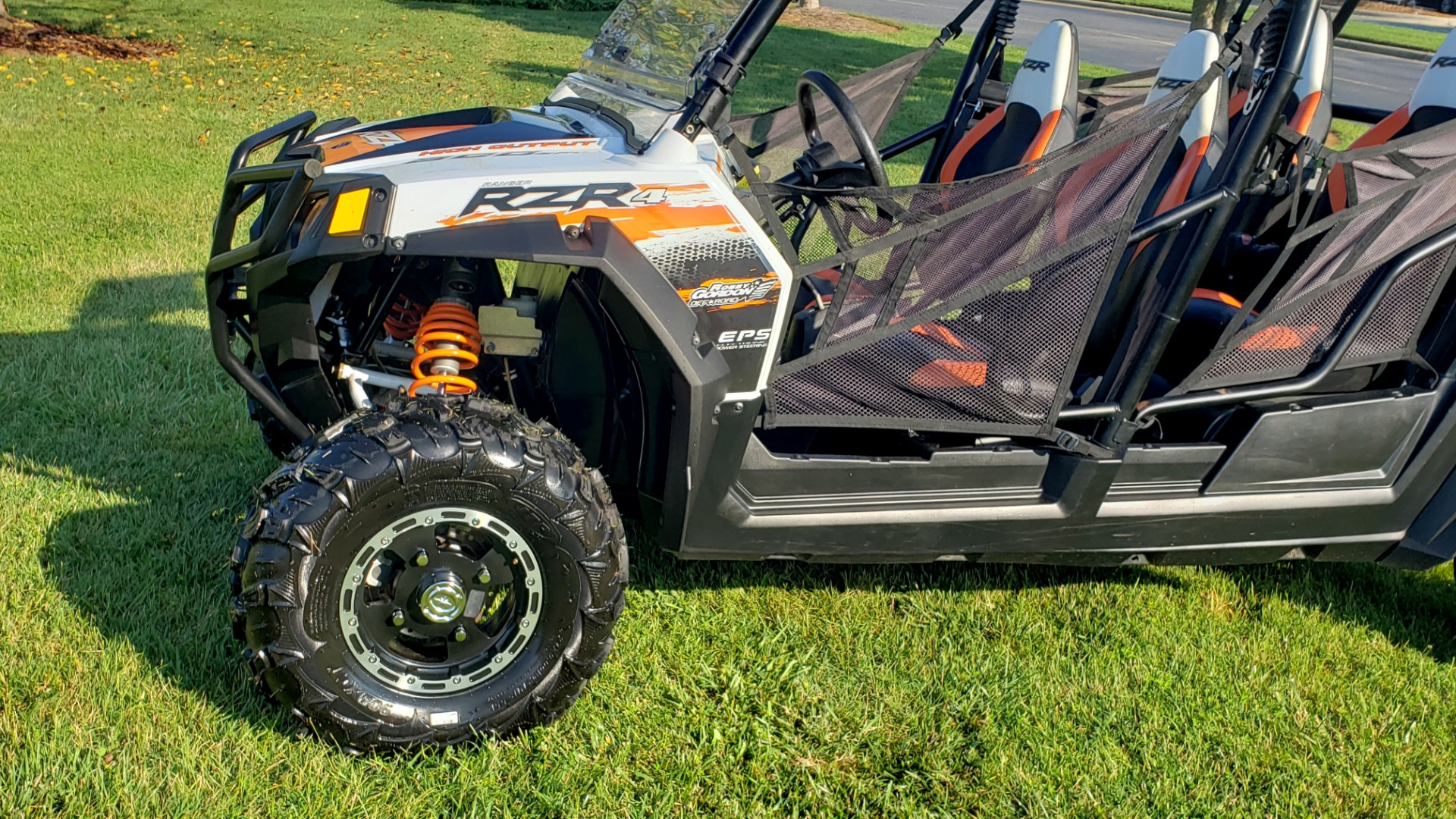 Used 2012 POLARIS RANGER RZR4 / HO 800 EFI / IPHONE CONNECT / SPEAKERS / NEW TIRES for sale Sold at Formula Imports in Charlotte NC 28227 21