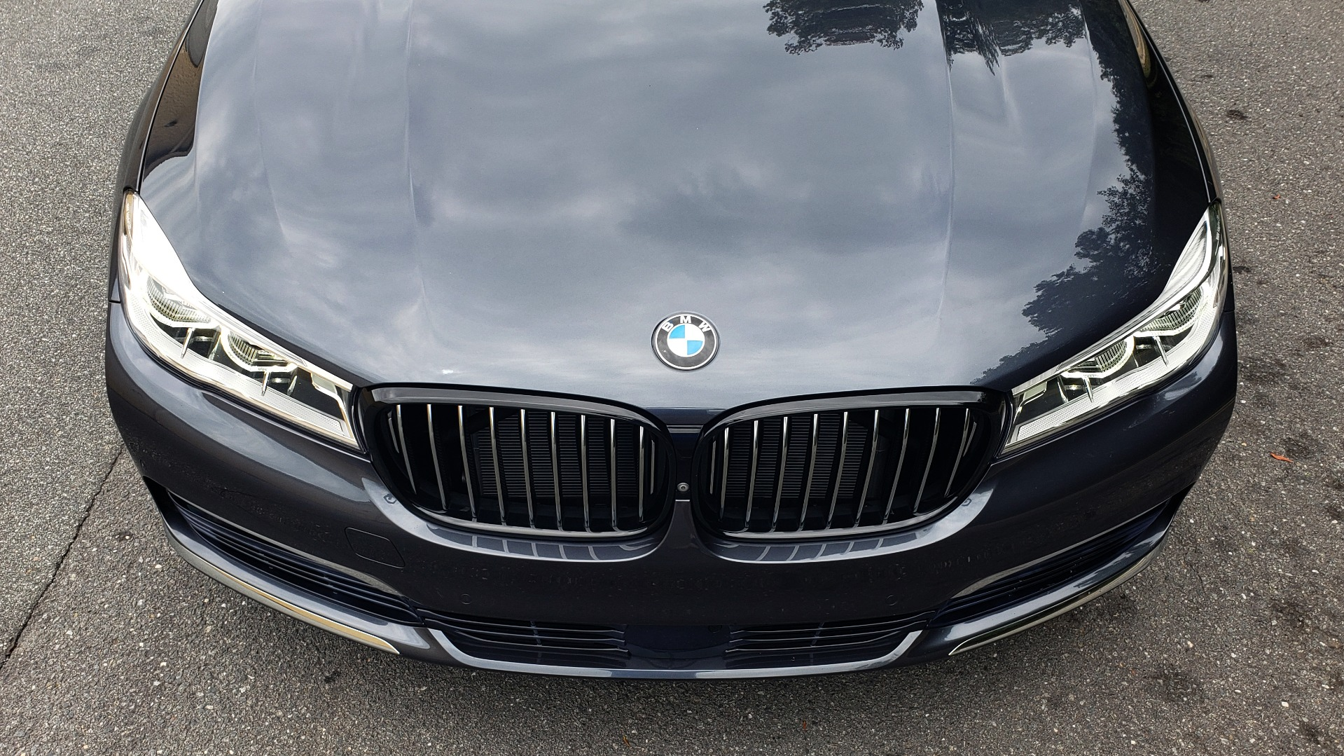 Used 2016 BMW 7 SERIES 750I EXEC PKG / DRVR ASST PLUS / CLD WTHR / SKY LOUNGE ROOF for sale Sold at Formula Imports in Charlotte NC 28227 13