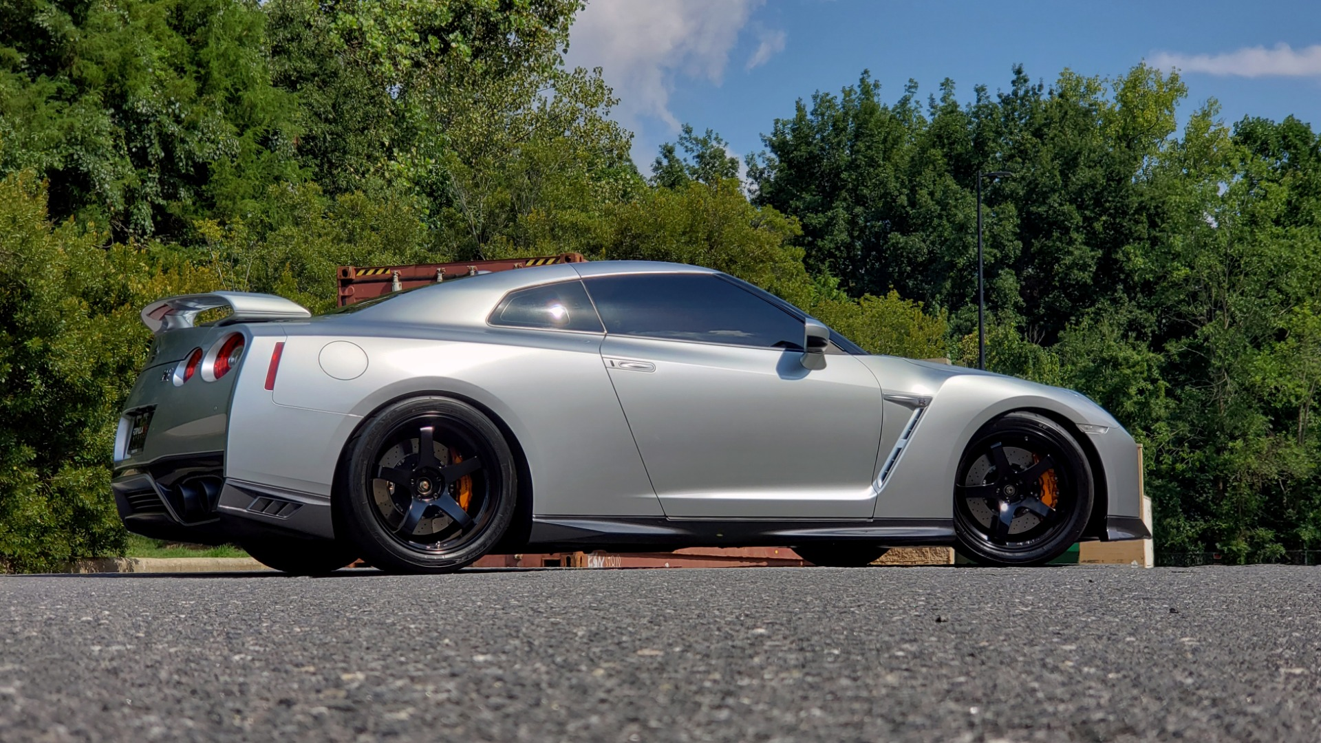 Used 2018 Nissan GT-R PREMIUM / NAV / BOSE / REARVIEW / CUSTOM WHEELS / COIL OVER SHOCKS / TUNED for sale Sold at Formula Imports in Charlotte NC 28227 2
