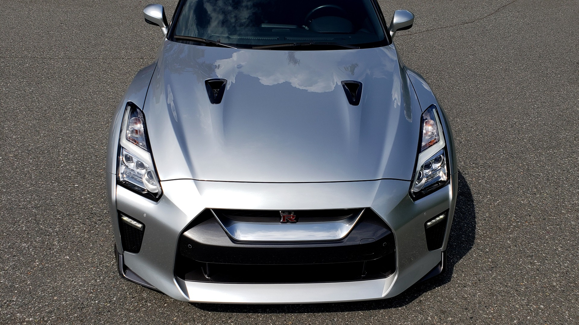 Used 2018 Nissan GT-R PREMIUM / NAV / BOSE / REARVIEW / CUSTOM WHEELS / COIL OVER SHOCKS / TUNED for sale Sold at Formula Imports in Charlotte NC 28227 20