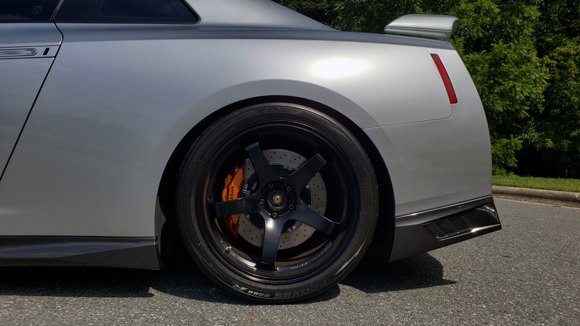 Used 2018 Nissan GT-R PREMIUM / NAV / BOSE / REARVIEW / CUSTOM WHEELS / COIL OVER SHOCKS / TUNED for sale Sold at Formula Imports in Charlotte NC 28227 71