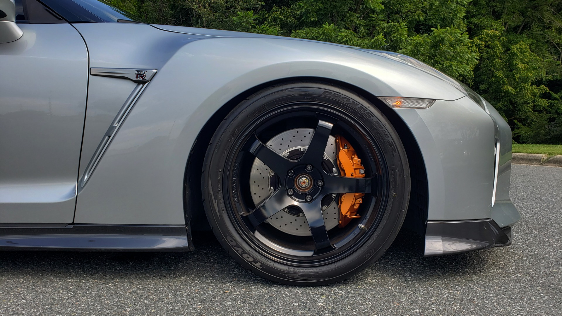 Used 2018 Nissan GT-R PREMIUM / NAV / BOSE / REARVIEW / CUSTOM WHEELS / COIL OVER SHOCKS / TUNED for sale Sold at Formula Imports in Charlotte NC 28227 73
