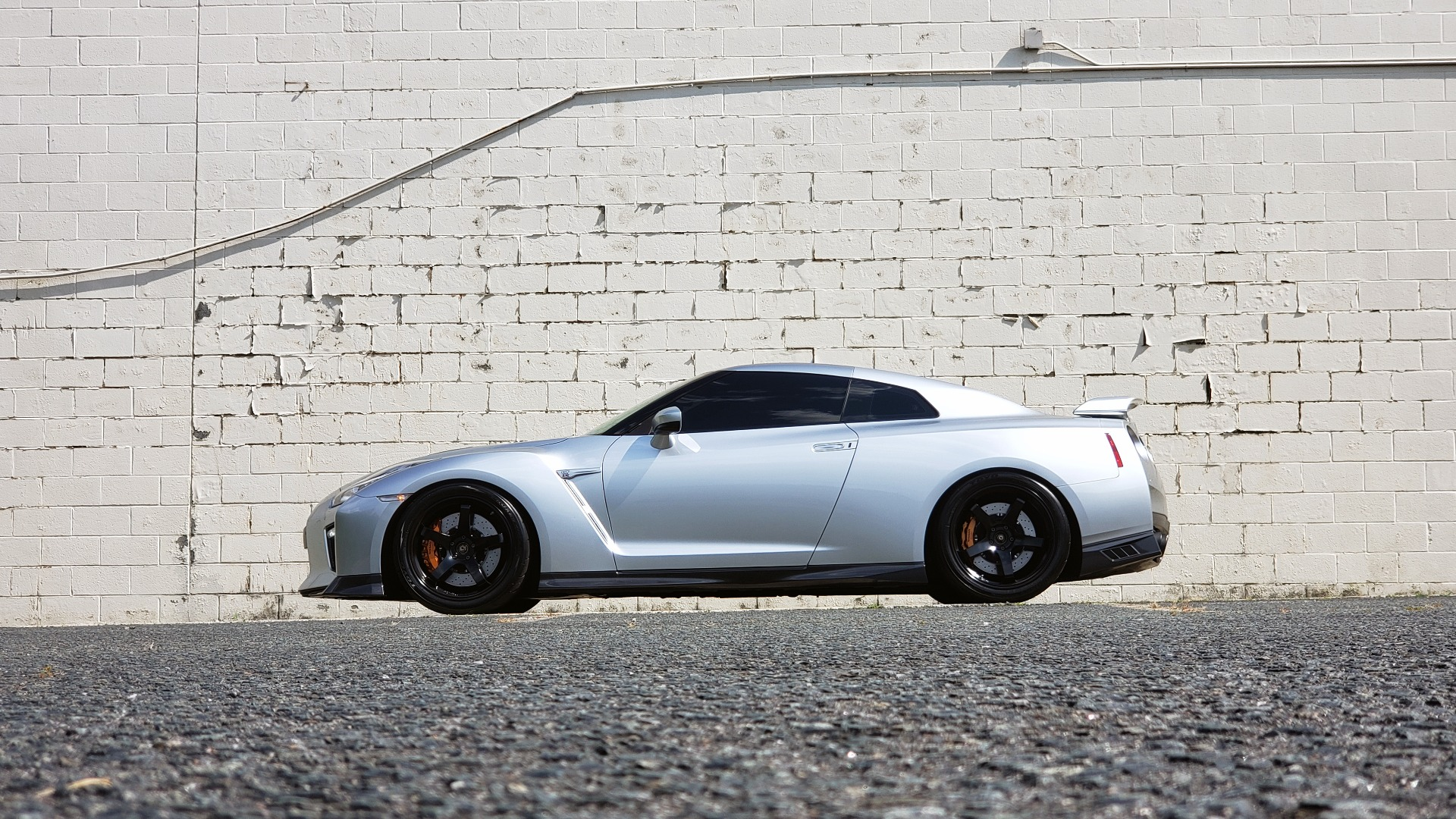 Used 2018 Nissan GT-R PREMIUM / NAV / BOSE / REARVIEW / CUSTOM WHEELS / COIL OVER SHOCKS / TUNED for sale Sold at Formula Imports in Charlotte NC 28227 83