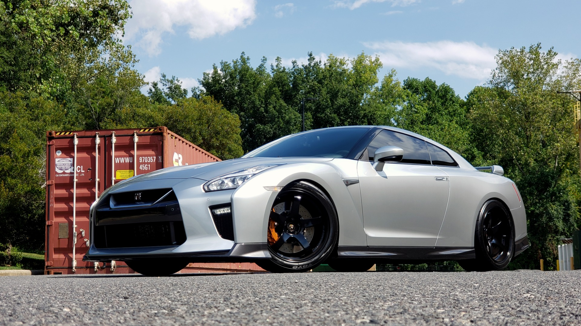 Used 2018 Nissan GT-R PREMIUM / NAV / BOSE / REARVIEW / CUSTOM WHEELS / COIL OVER SHOCKS / TUNED for sale Sold at Formula Imports in Charlotte NC 28227 1