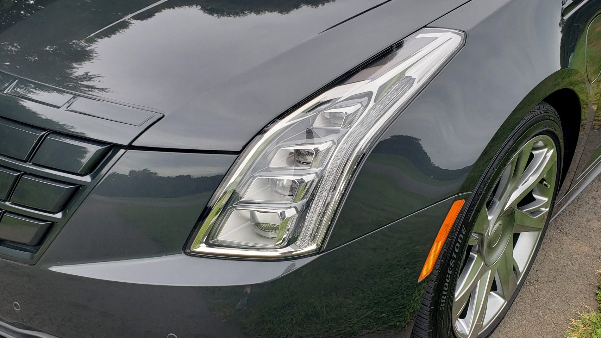 Used 2014 Cadillac ELR 2DR COUPE / HYBRID / NAV / BOSE / HEATED SEATS / REARVIEW for sale $34,000 at Formula Imports in Charlotte NC 28227 13