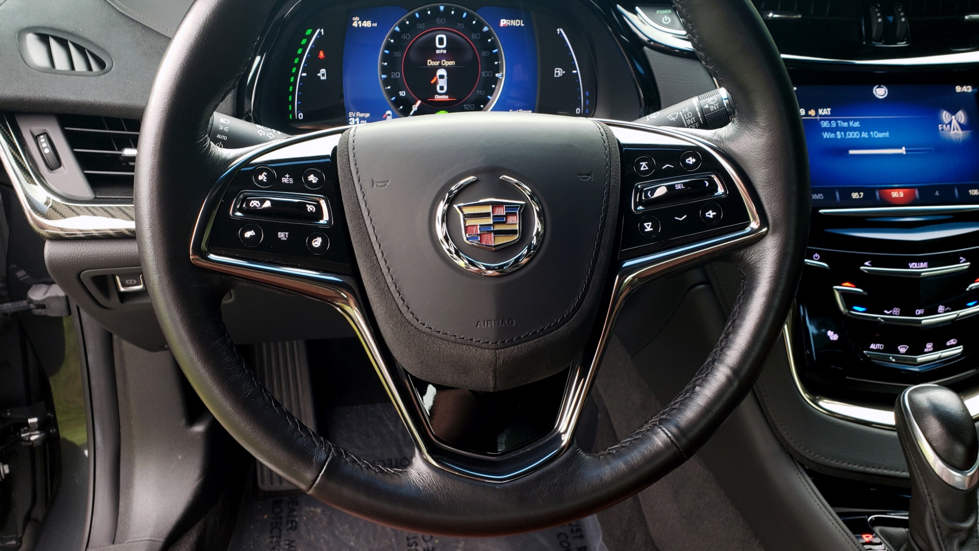 Used 2014 Cadillac ELR 2DR COUPE / HYBRID / NAV / BOSE / HEATED SEATS / REARVIEW for sale $34,000 at Formula Imports in Charlotte NC 28227 33
