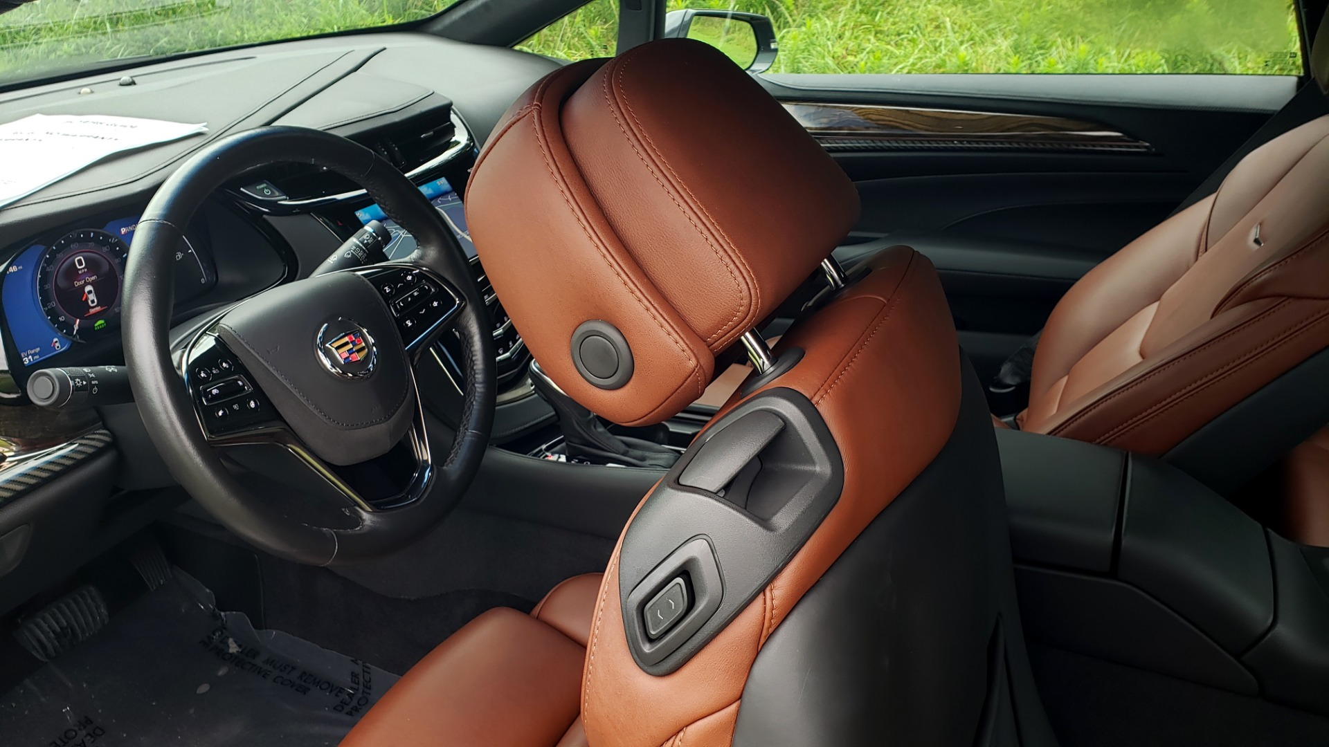 Used 2014 Cadillac ELR 2DR COUPE / HYBRID / NAV / BOSE / HEATED SEATS / REARVIEW for sale $34,000 at Formula Imports in Charlotte NC 28227 49