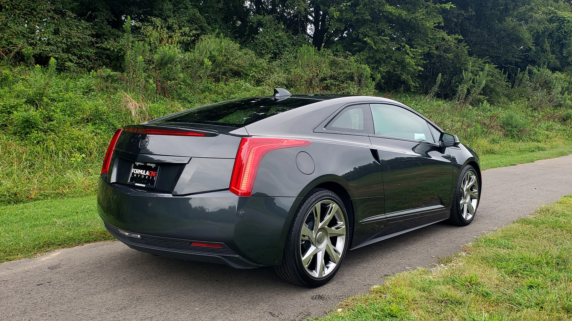 Used 2014 Cadillac ELR 2DR COUPE / HYBRID / NAV / BOSE / HEATED SEATS / REARVIEW for sale $34,000 at Formula Imports in Charlotte NC 28227 8