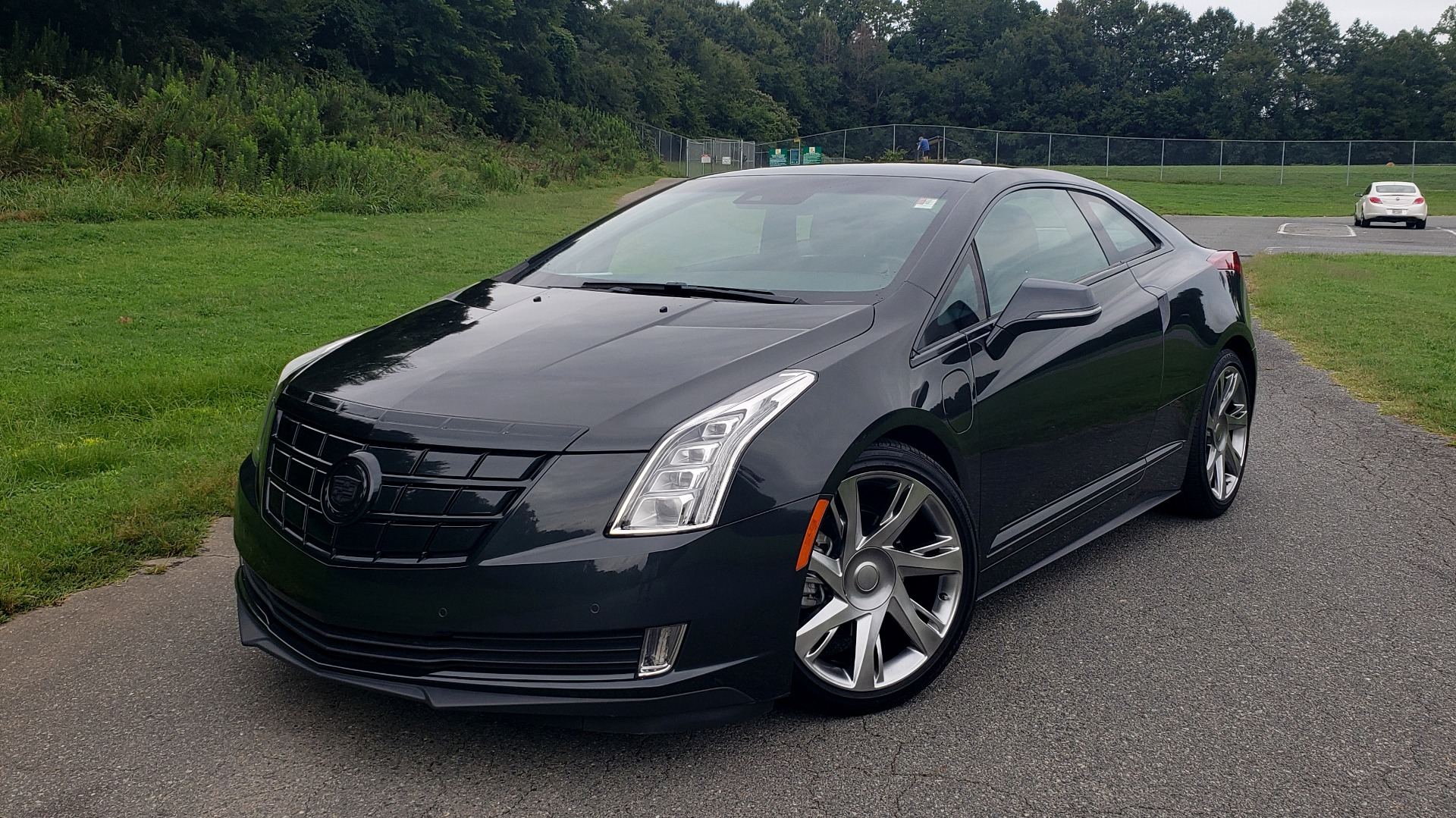 Used 2014 Cadillac ELR 2DR COUPE / HYBRID / NAV / BOSE / HEATED SEATS / REARVIEW for sale $34,000 at Formula Imports in Charlotte NC 28227 1