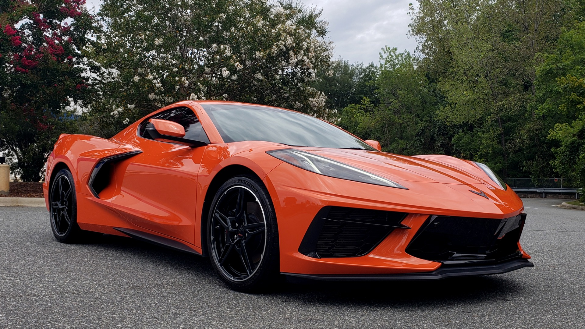 Used 2020 Chevrolet CORVETTE C8 STINGRAY 2LT / 6.2L V8 / 8-SPD AUTO / NAV / BOSE / REARVIEW / DATA RECOR for sale Sold at Formula Imports in Charlotte NC 28227 12