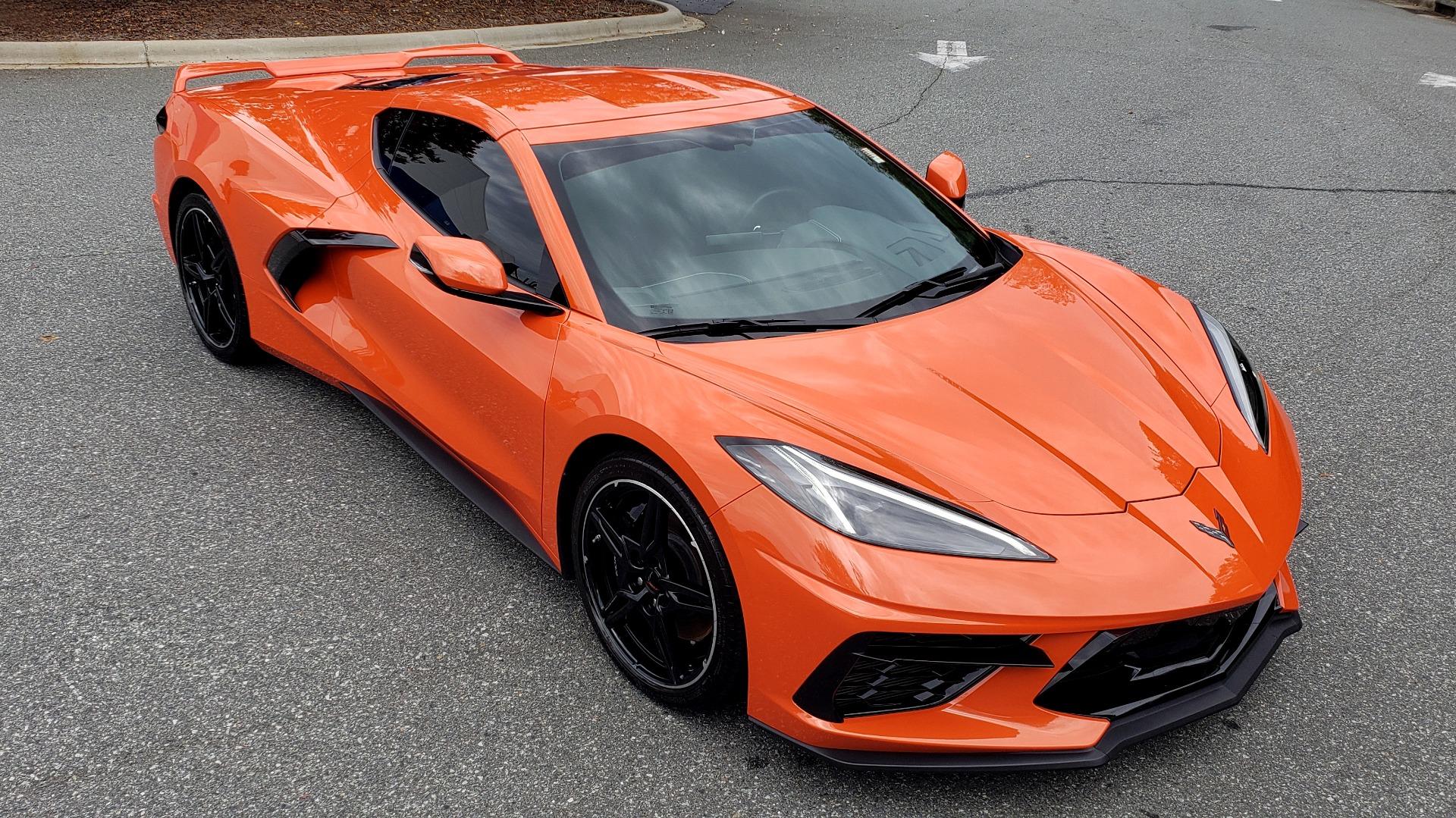 Used 2020 Chevrolet CORVETTE C8 STINGRAY 2LT / 6.2L V8 / 8-SPD AUTO / NAV / BOSE / REARVIEW / DATA RECOR for sale Sold at Formula Imports in Charlotte NC 28227 13