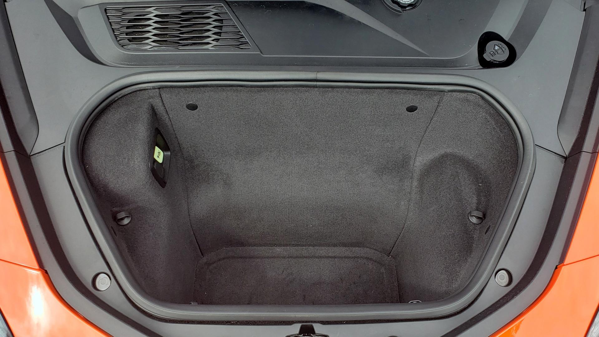 Used 2020 Chevrolet CORVETTE C8 STINGRAY 2LT / 6.2L V8 / 8-SPD AUTO / NAV / BOSE / REARVIEW / DATA RECOR for sale Sold at Formula Imports in Charlotte NC 28227 17