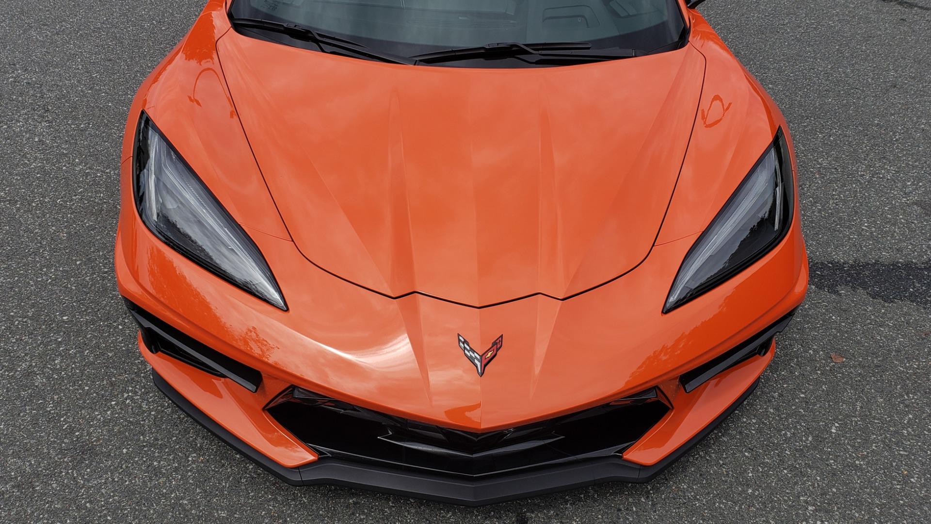 Used 2020 Chevrolet CORVETTE C8 STINGRAY 2LT / 6.2L V8 / 8-SPD AUTO / NAV / BOSE / REARVIEW / DATA RECOR for sale Sold at Formula Imports in Charlotte NC 28227 18