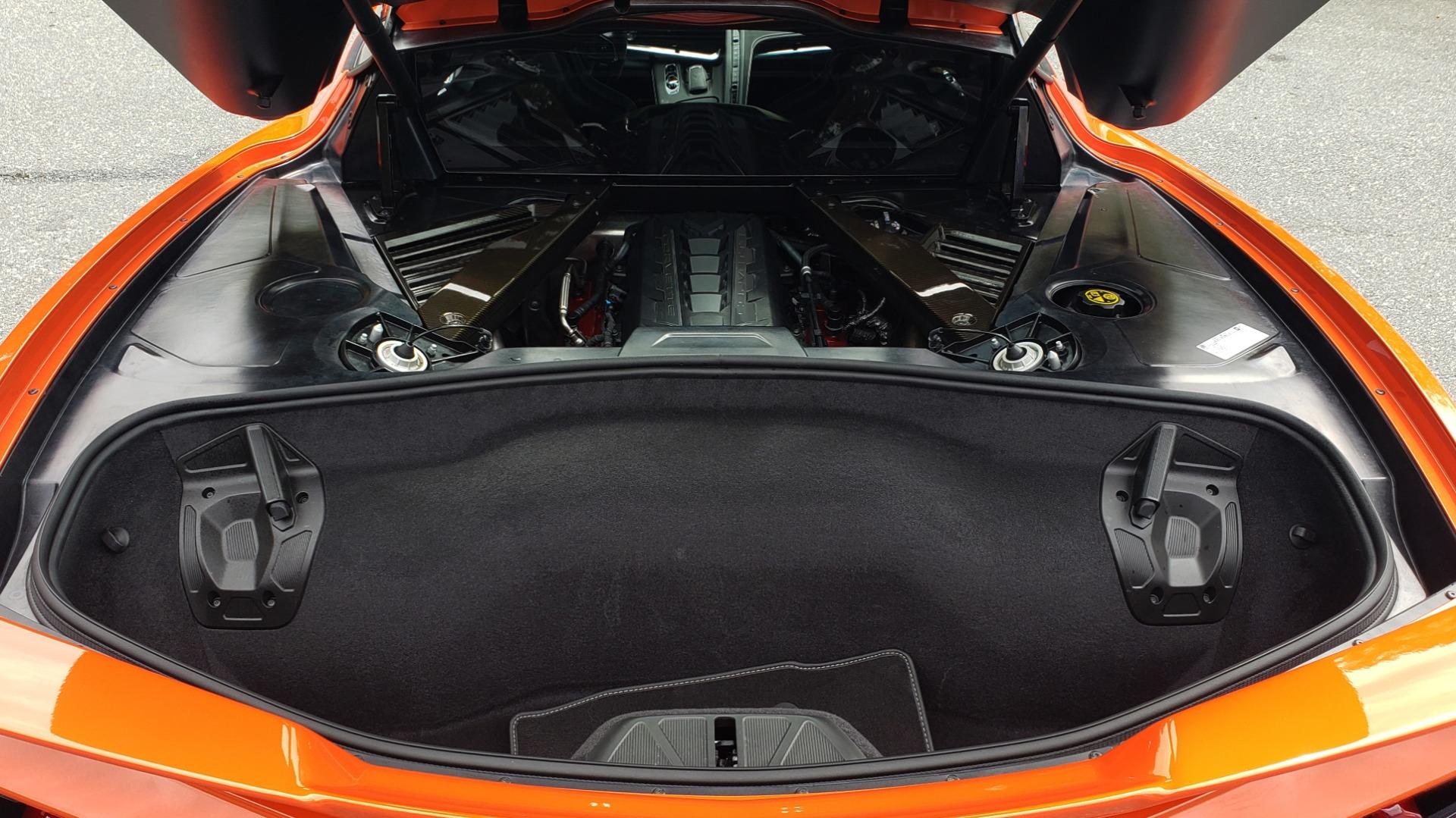 Used 2020 Chevrolet CORVETTE C8 STINGRAY 2LT / 6.2L V8 / 8-SPD AUTO / NAV / BOSE / REARVIEW / DATA RECOR for sale Sold at Formula Imports in Charlotte NC 28227 19