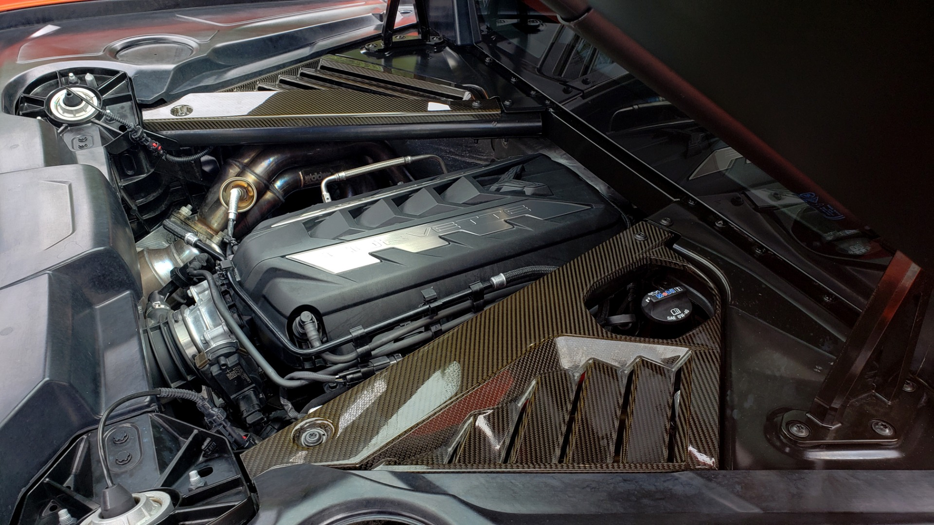 Used 2020 Chevrolet CORVETTE C8 STINGRAY 2LT / 6.2L V8 / 8-SPD AUTO / NAV / BOSE / REARVIEW / DATA RECOR for sale Sold at Formula Imports in Charlotte NC 28227 23