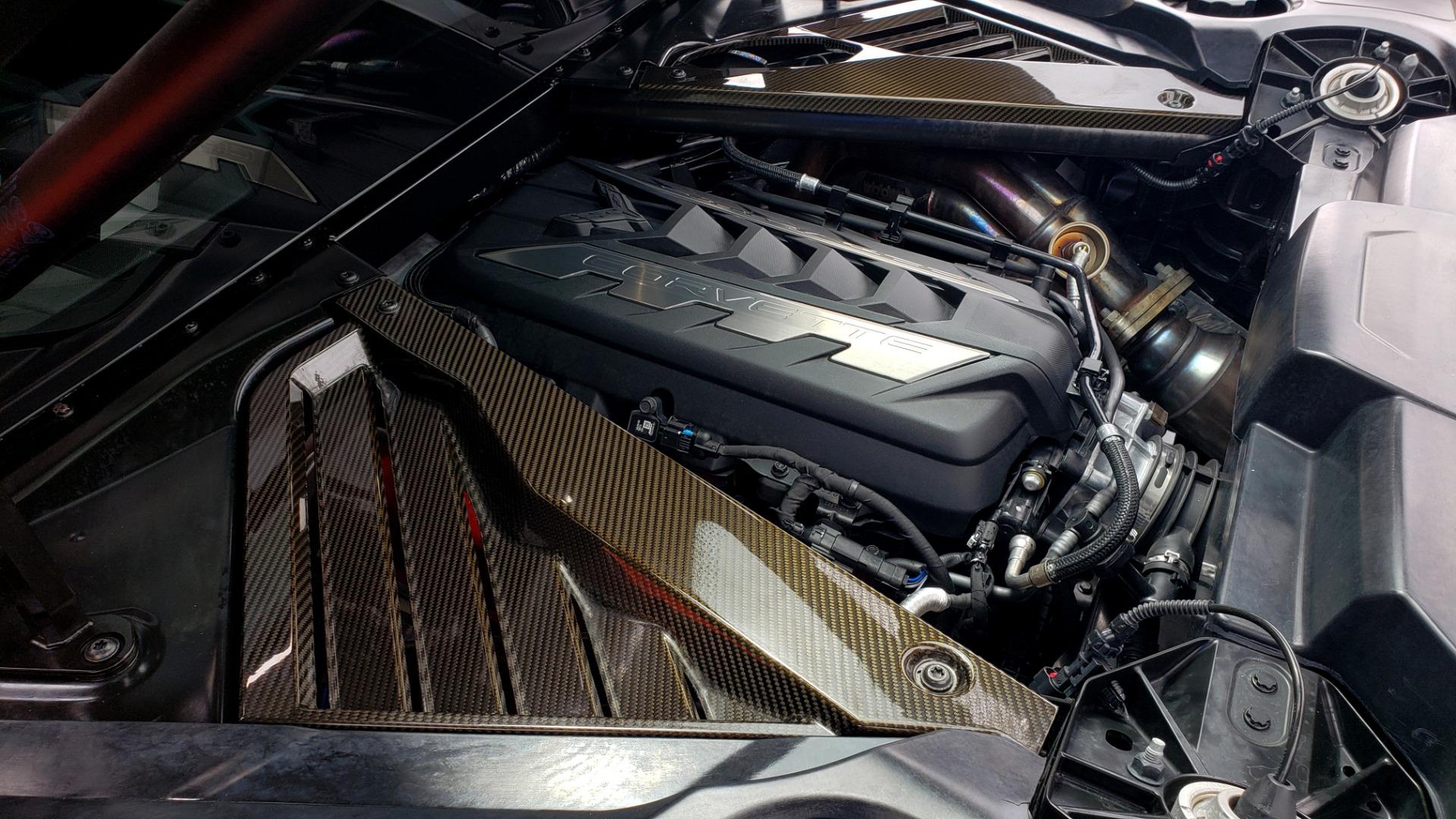Used 2020 Chevrolet CORVETTE C8 STINGRAY 2LT / 6.2L V8 / 8-SPD AUTO / NAV / BOSE / REARVIEW / DATA RECOR for sale Sold at Formula Imports in Charlotte NC 28227 24