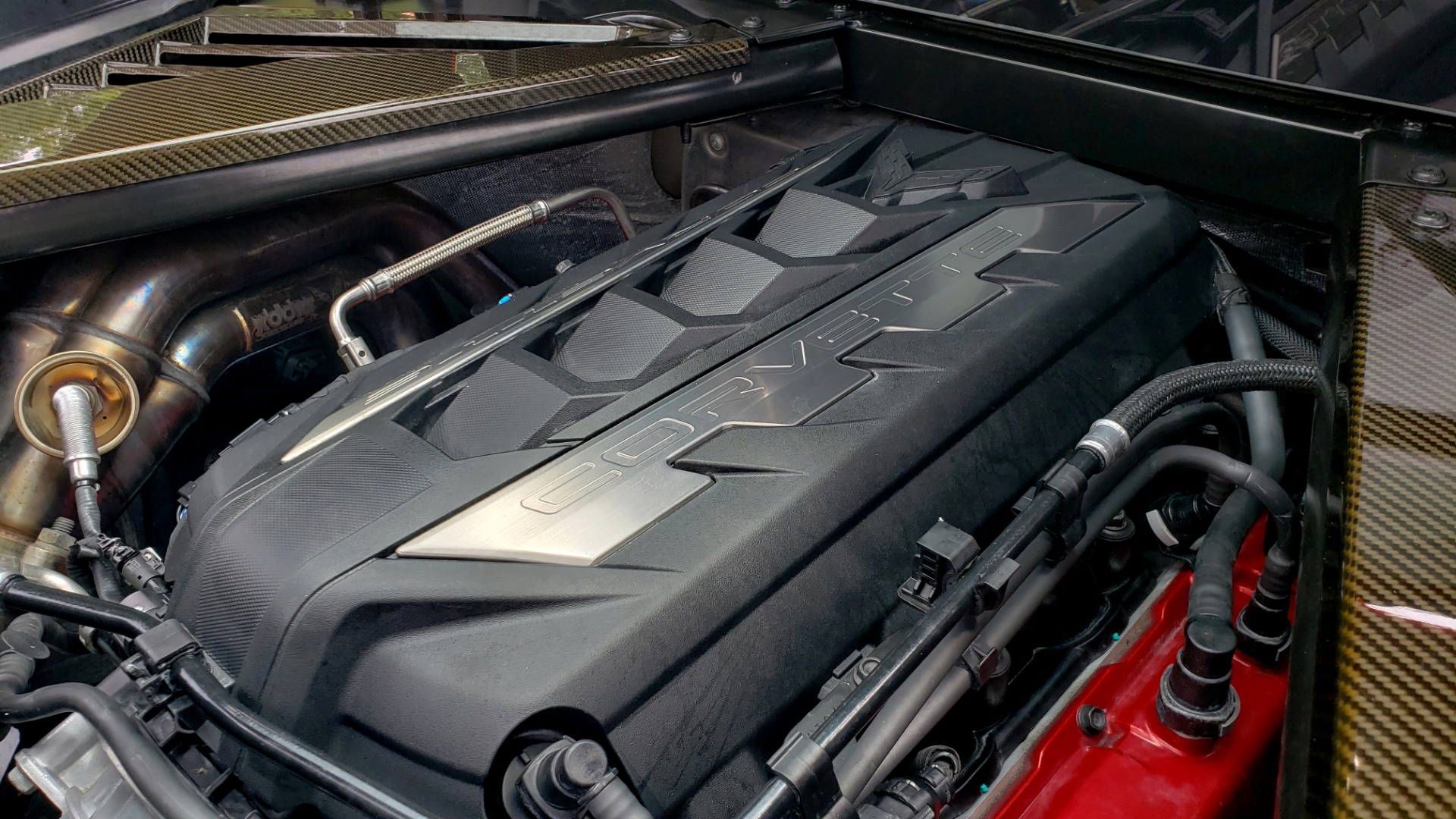 Used 2020 Chevrolet CORVETTE C8 STINGRAY 2LT / 6.2L V8 / 8-SPD AUTO / NAV / BOSE / REARVIEW / DATA RECOR for sale Sold at Formula Imports in Charlotte NC 28227 25