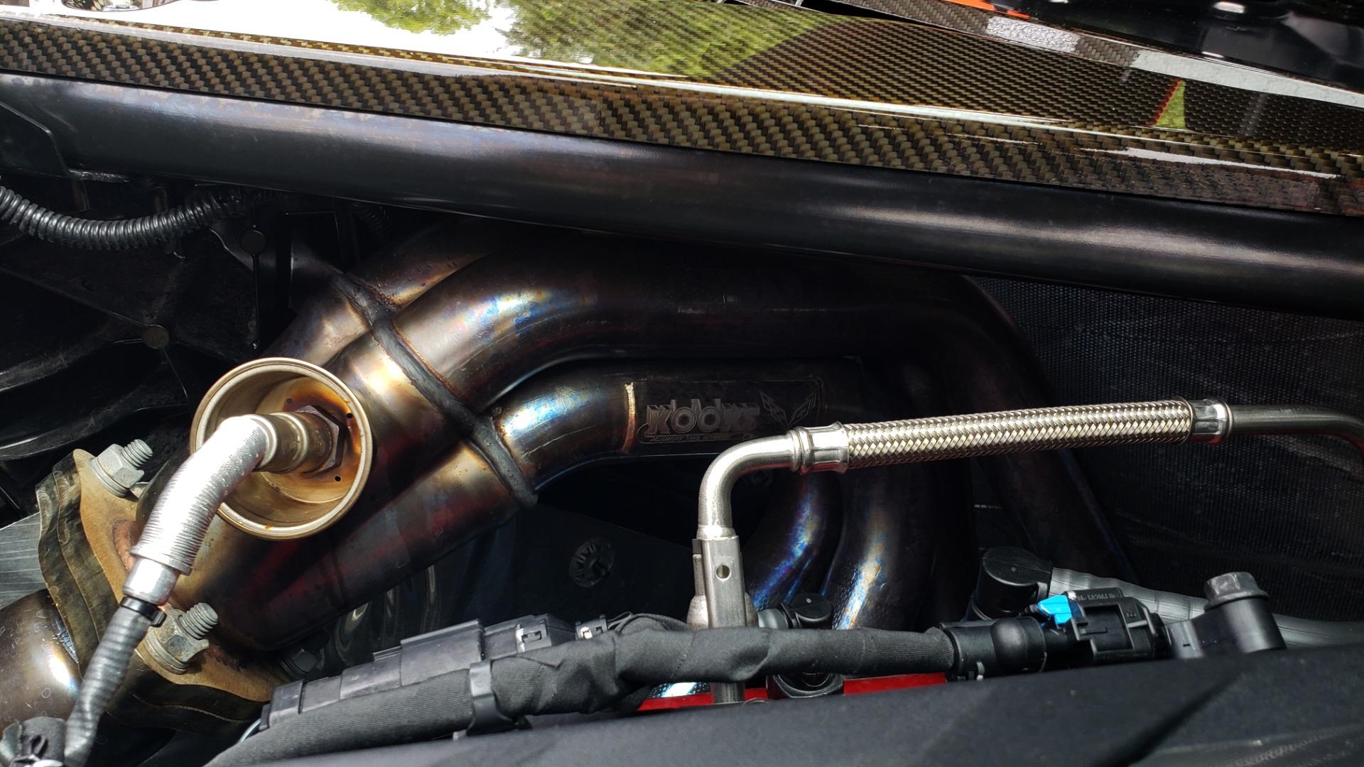 Used 2020 Chevrolet CORVETTE C8 STINGRAY 2LT / 6.2L V8 / 8-SPD AUTO / NAV / BOSE / REARVIEW / DATA RECOR for sale Sold at Formula Imports in Charlotte NC 28227 26