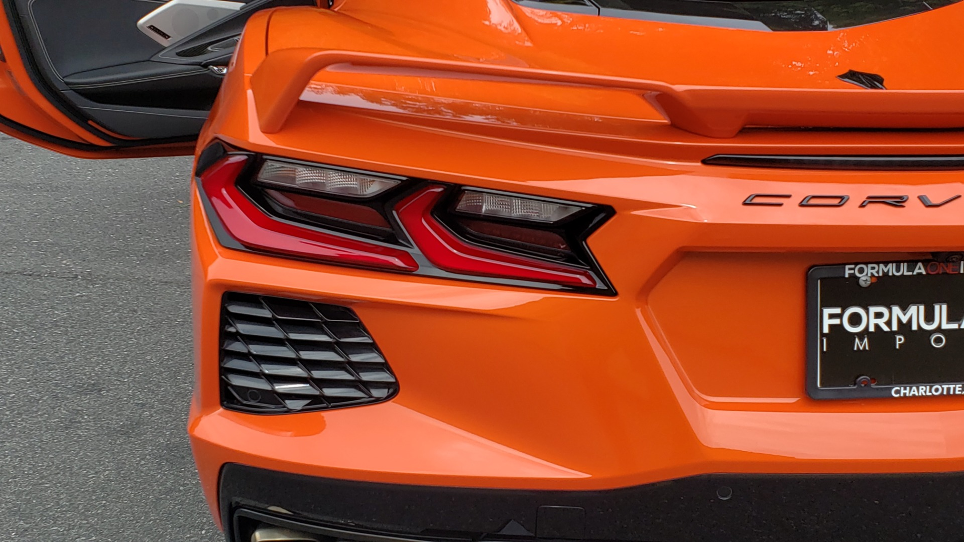 Used 2020 Chevrolet CORVETTE C8 STINGRAY 2LT / 6.2L V8 / 8-SPD AUTO / NAV / BOSE / REARVIEW / DATA RECOR for sale Sold at Formula Imports in Charlotte NC 28227 31