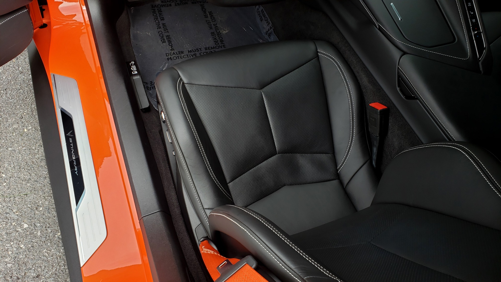 Used 2020 Chevrolet CORVETTE C8 STINGRAY 2LT / 6.2L V8 / 8-SPD AUTO / NAV / BOSE / REARVIEW / DATA RECOR for sale Sold at Formula Imports in Charlotte NC 28227 37
