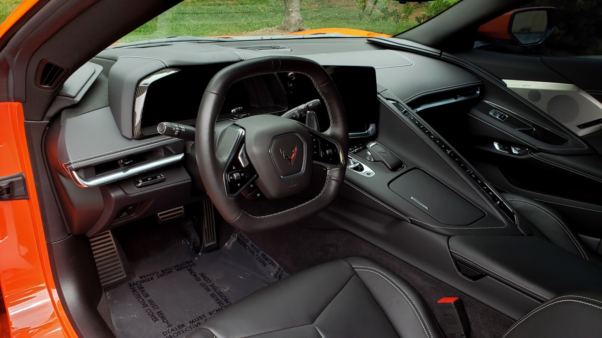 Used 2020 Chevrolet CORVETTE C8 STINGRAY 2LT / 6.2L V8 / 8-SPD AUTO / NAV / BOSE / REARVIEW / DATA RECOR for sale Sold at Formula Imports in Charlotte NC 28227 42