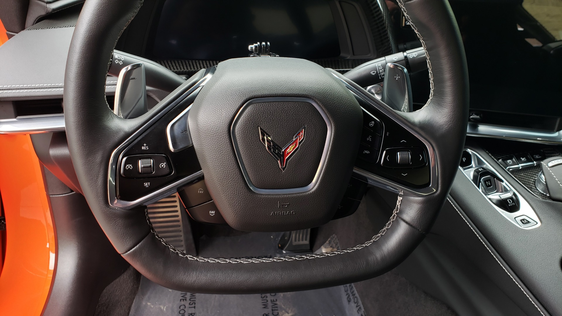 Used 2020 Chevrolet CORVETTE C8 STINGRAY 2LT / 6.2L V8 / 8-SPD AUTO / NAV / BOSE / REARVIEW / DATA RECOR for sale Sold at Formula Imports in Charlotte NC 28227 43