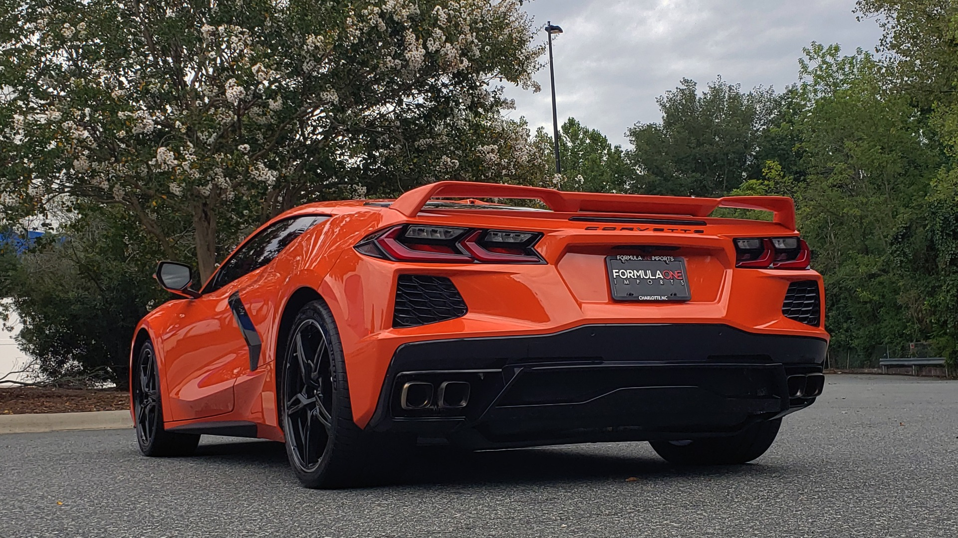 Used 2020 Chevrolet CORVETTE C8 STINGRAY 2LT / 6.2L V8 / 8-SPD AUTO / NAV / BOSE / REARVIEW / DATA RECOR for sale Sold at Formula Imports in Charlotte NC 28227 5