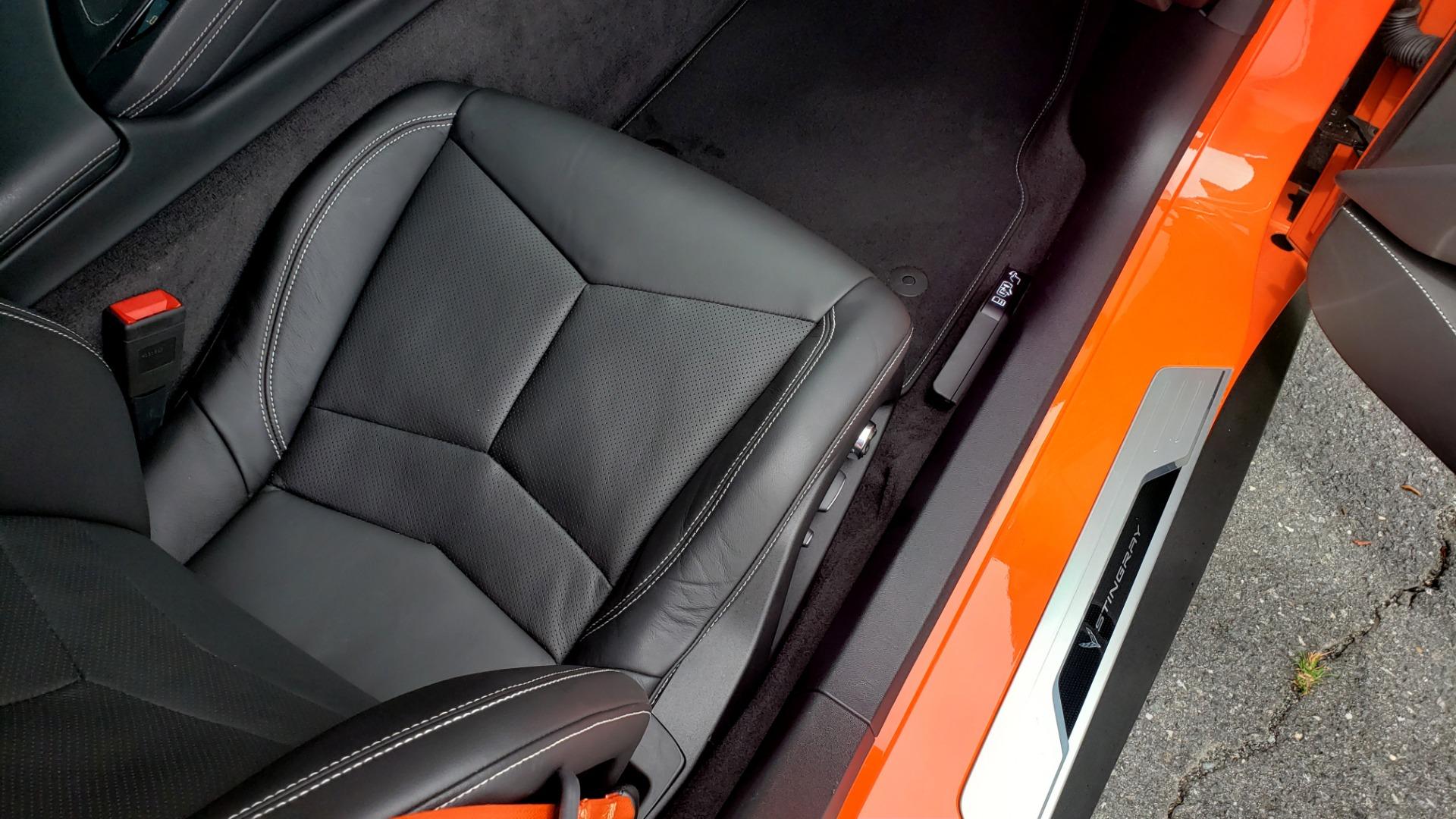 Used 2020 Chevrolet CORVETTE C8 STINGRAY 2LT / 6.2L V8 / 8-SPD AUTO / NAV / BOSE / REARVIEW / DATA RECOR for sale Sold at Formula Imports in Charlotte NC 28227 63