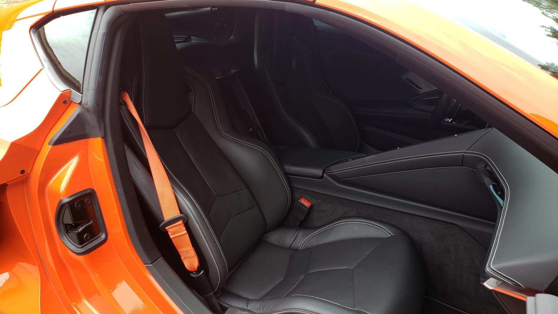 Used 2020 Chevrolet CORVETTE C8 STINGRAY 2LT / 6.2L V8 / 8-SPD AUTO / NAV / BOSE / REARVIEW / DATA RECOR for sale Sold at Formula Imports in Charlotte NC 28227 65