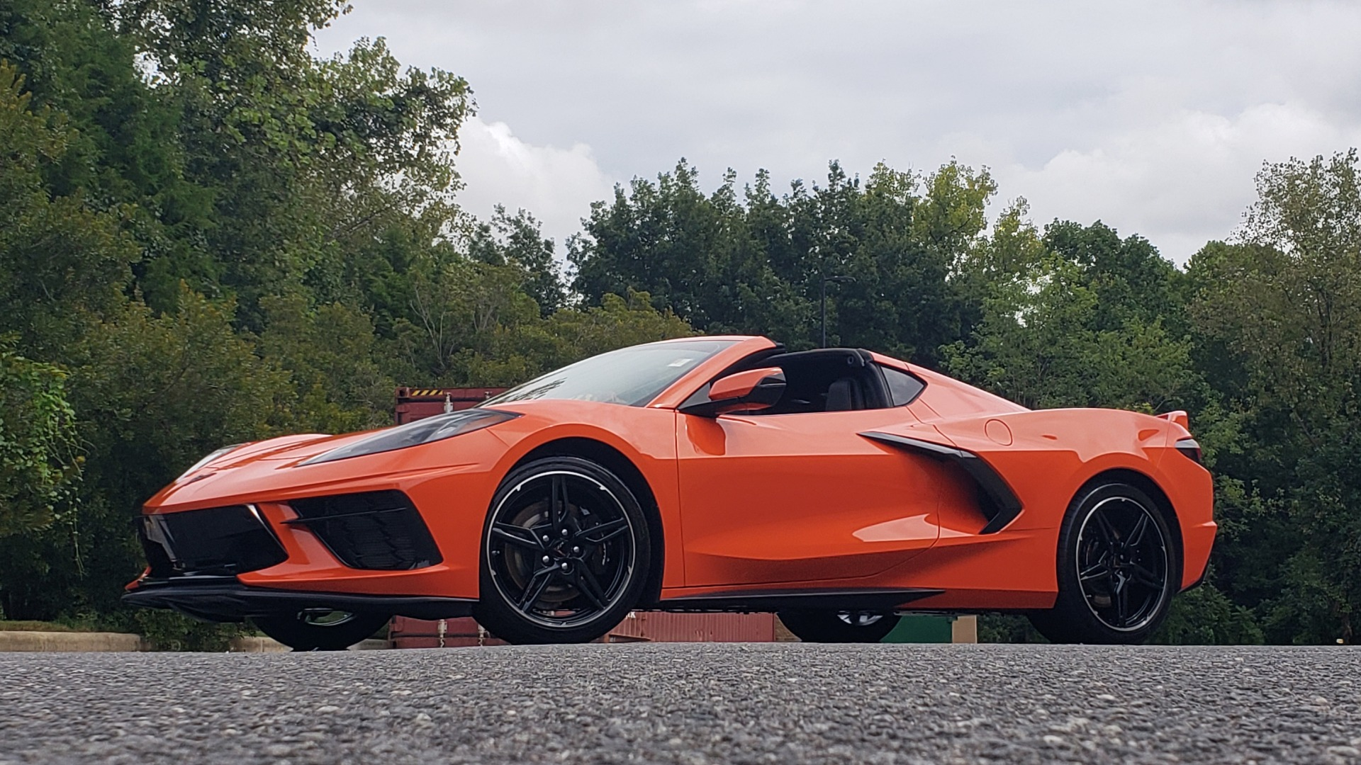 Used 2020 Chevrolet CORVETTE C8 STINGRAY 2LT / 6.2L V8 / 8-SPD AUTO / NAV / BOSE / REARVIEW / DATA RECOR for sale Sold at Formula Imports in Charlotte NC 28227 73