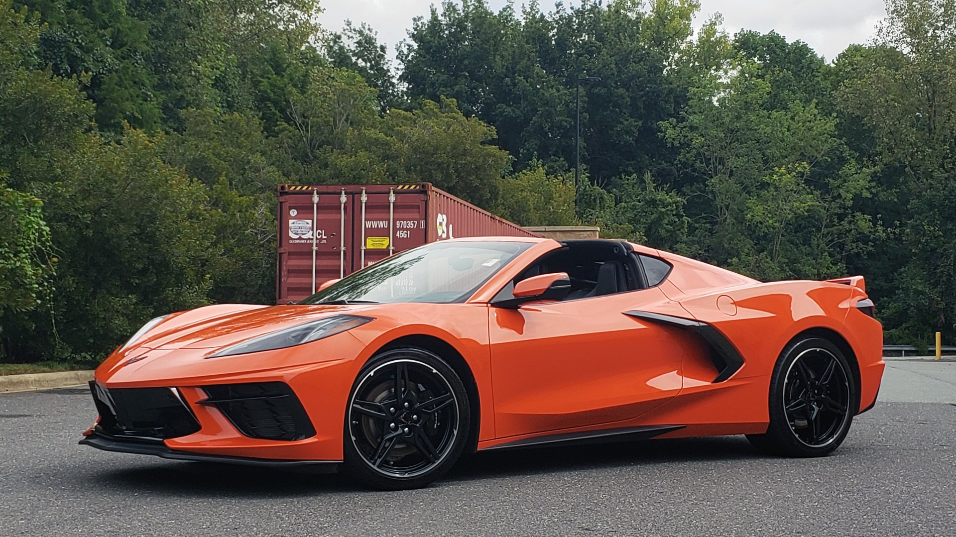 Used 2020 Chevrolet CORVETTE C8 STINGRAY 2LT / 6.2L V8 / 8-SPD AUTO / NAV / BOSE / REARVIEW / DATA RECOR for sale Sold at Formula Imports in Charlotte NC 28227 74