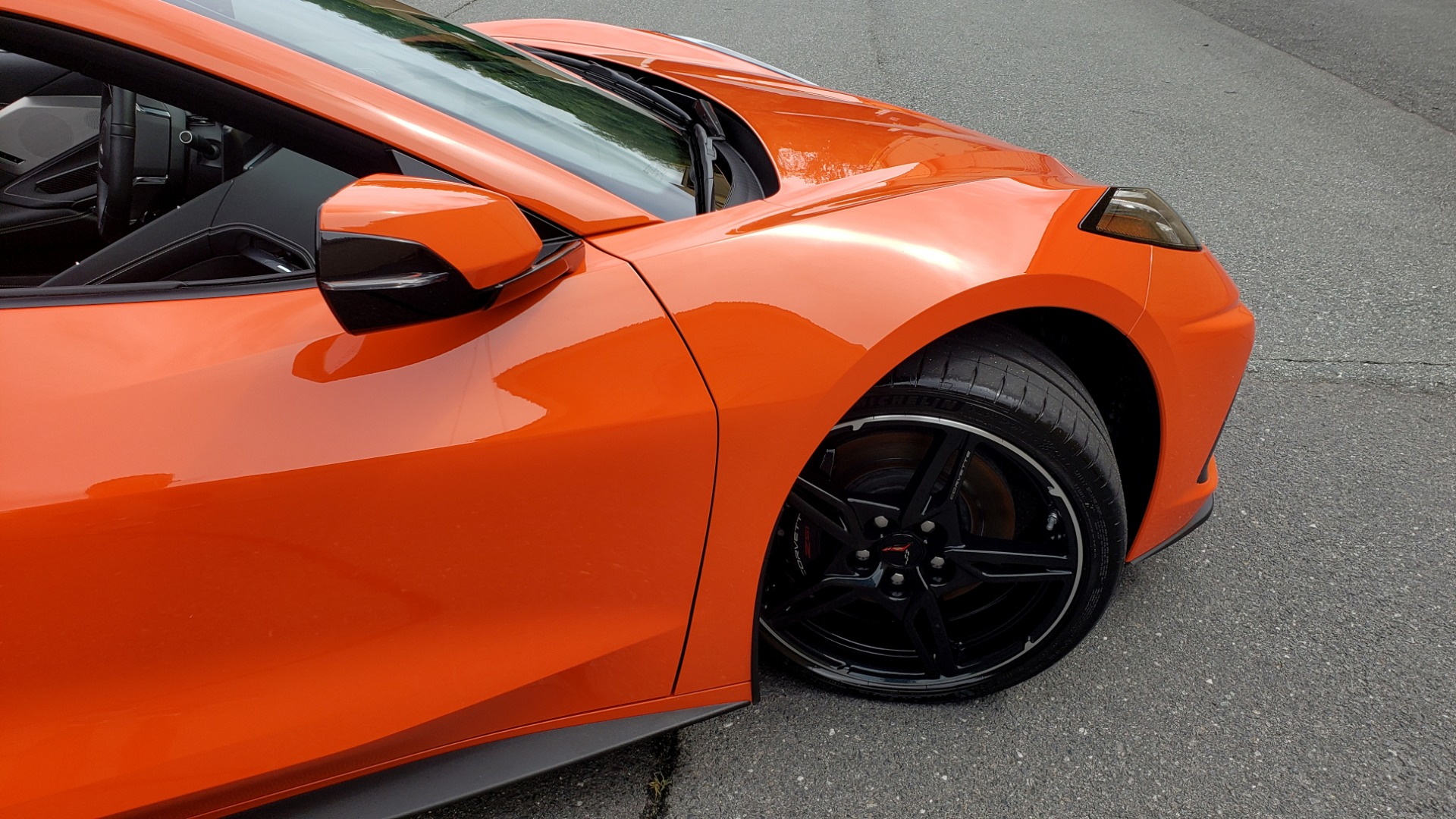 Used 2020 Chevrolet CORVETTE C8 STINGRAY 2LT / 6.2L V8 / 8-SPD AUTO / NAV / BOSE / REARVIEW / DATA RECOR for sale Sold at Formula Imports in Charlotte NC 28227 79