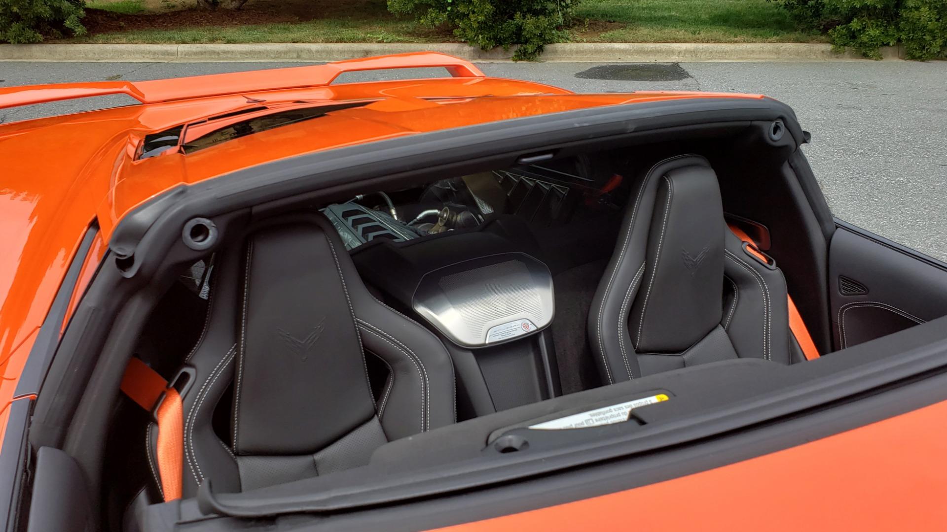 Used 2020 Chevrolet CORVETTE C8 STINGRAY 2LT / 6.2L V8 / 8-SPD AUTO / NAV / BOSE / REARVIEW / DATA RECOR for sale Sold at Formula Imports in Charlotte NC 28227 81