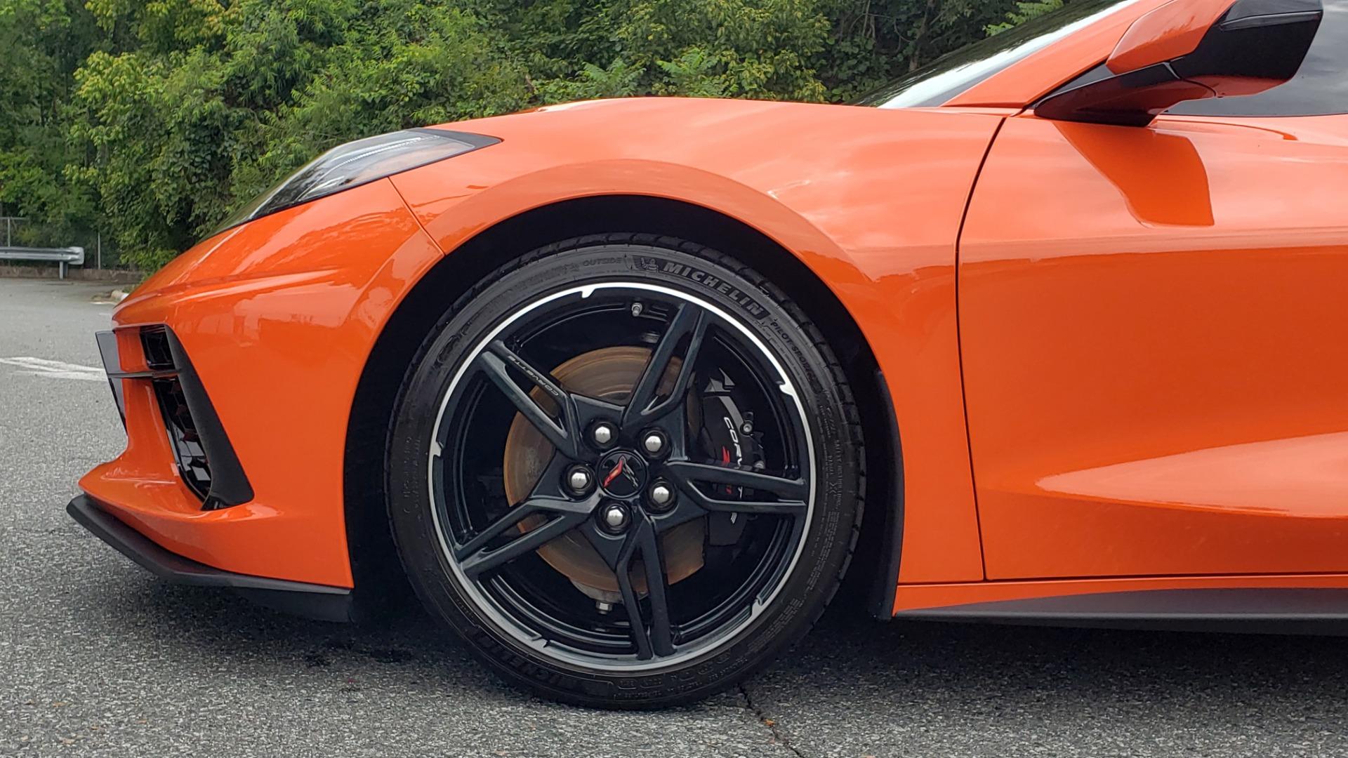 Used 2020 Chevrolet CORVETTE C8 STINGRAY 2LT / 6.2L V8 / 8-SPD AUTO / NAV / BOSE / REARVIEW / DATA RECOR for sale Sold at Formula Imports in Charlotte NC 28227 83