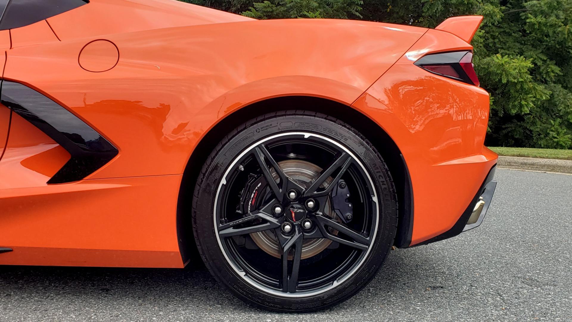 Used 2020 Chevrolet CORVETTE C8 STINGRAY 2LT / 6.2L V8 / 8-SPD AUTO / NAV / BOSE / REARVIEW / DATA RECOR for sale Sold at Formula Imports in Charlotte NC 28227 84