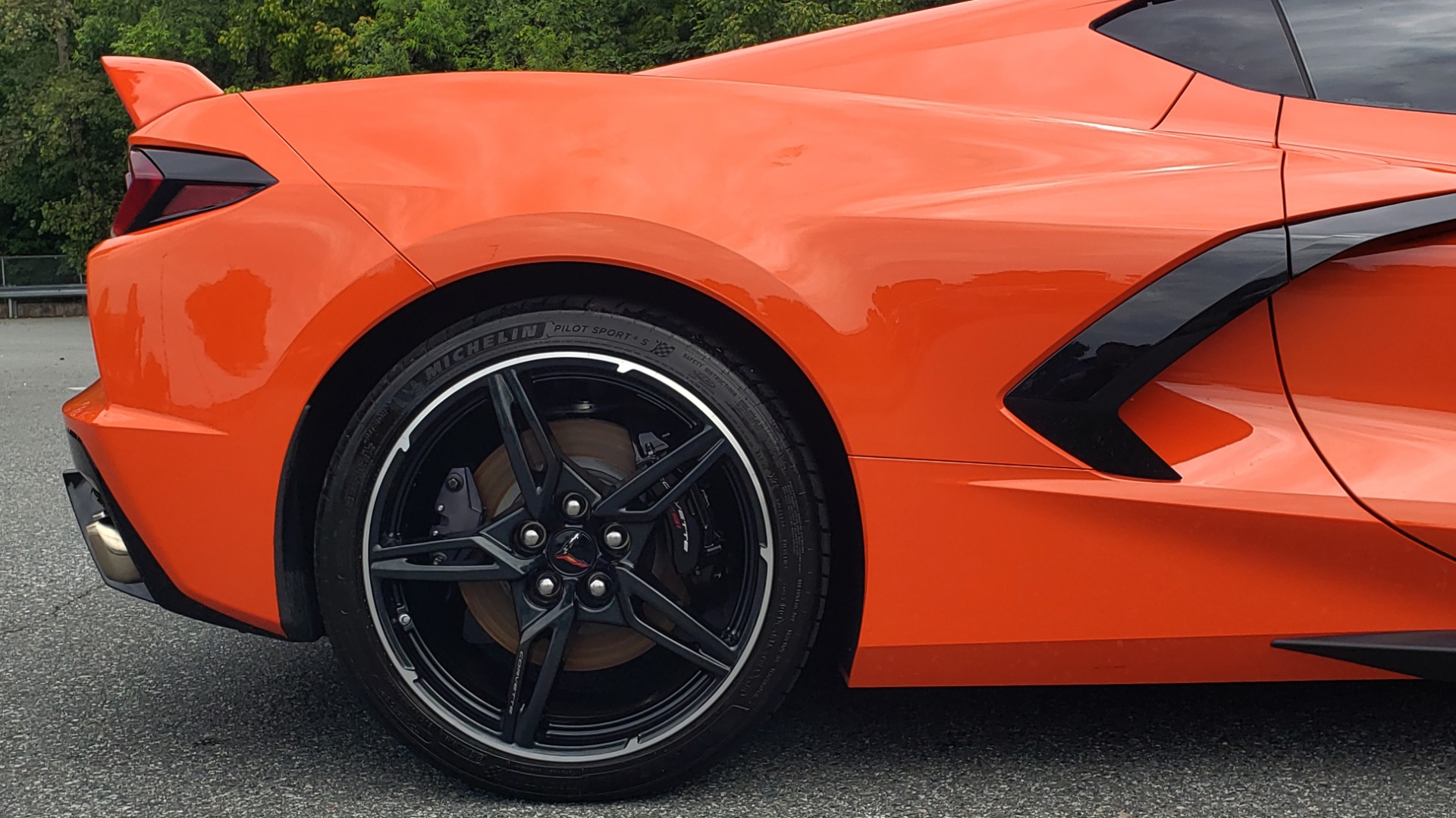 Used 2020 Chevrolet CORVETTE C8 STINGRAY 2LT / 6.2L V8 / 8-SPD AUTO / NAV / BOSE / REARVIEW / DATA RECOR for sale Sold at Formula Imports in Charlotte NC 28227 85