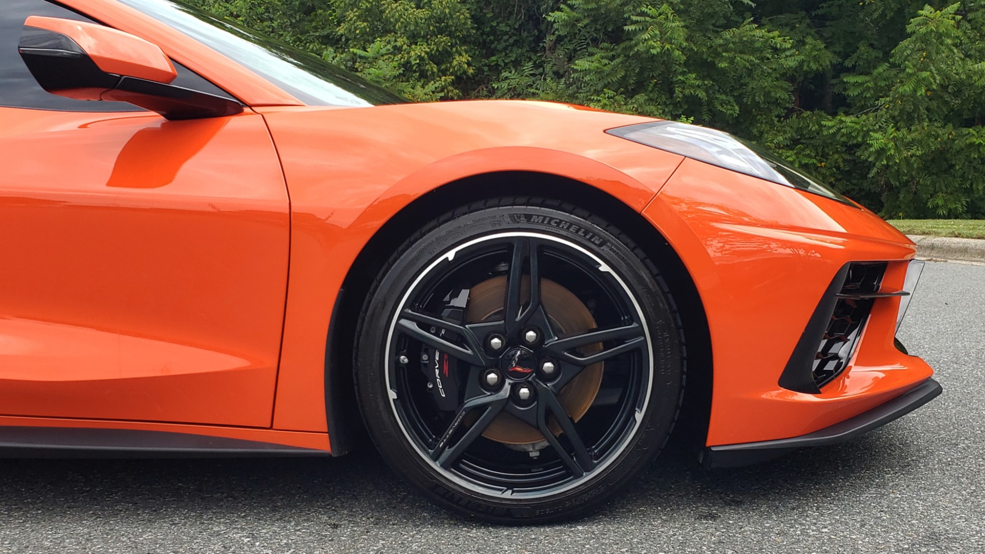 Used 2020 Chevrolet CORVETTE C8 STINGRAY 2LT / 6.2L V8 / 8-SPD AUTO / NAV / BOSE / REARVIEW / DATA RECOR for sale Sold at Formula Imports in Charlotte NC 28227 86