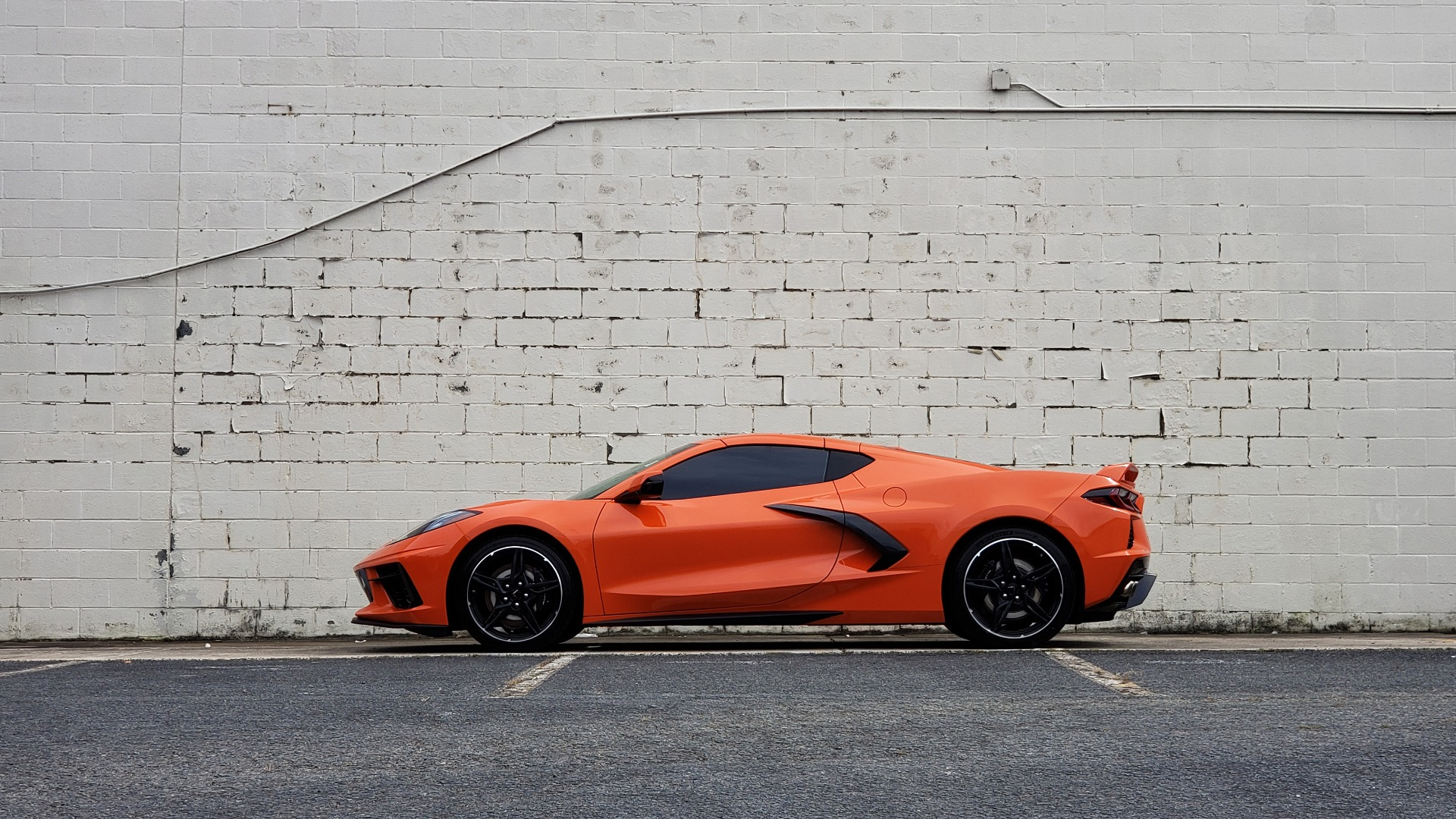 Used 2020 Chevrolet CORVETTE C8 STINGRAY 2LT / 6.2L V8 / 8-SPD AUTO / NAV / BOSE / REARVIEW / DATA RECOR for sale Sold at Formula Imports in Charlotte NC 28227 87
