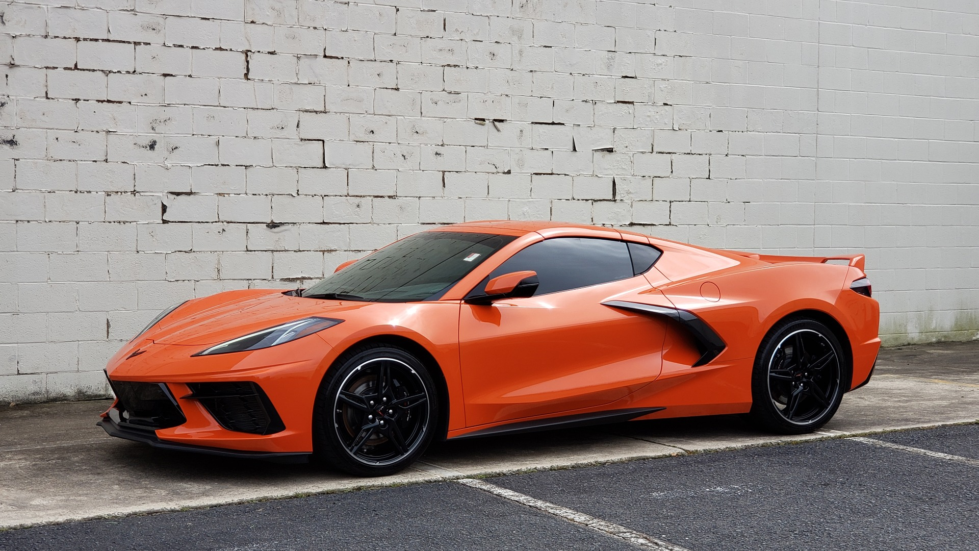 Used 2020 Chevrolet CORVETTE C8 STINGRAY 2LT / 6.2L V8 / 8-SPD AUTO / NAV / BOSE / REARVIEW / DATA RECOR for sale Sold at Formula Imports in Charlotte NC 28227 88