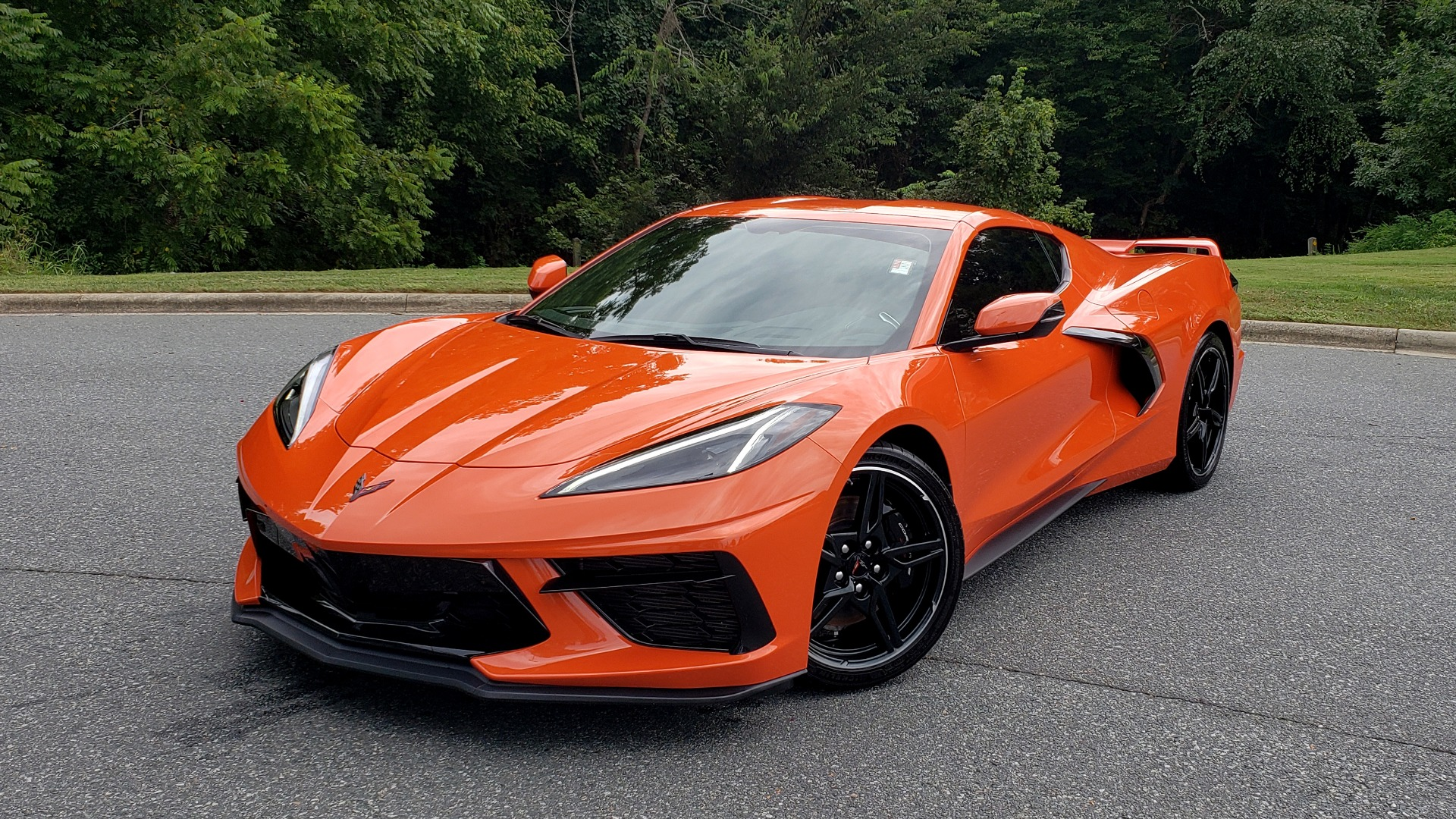 Used 2020 Chevrolet CORVETTE C8 STINGRAY 2LT / 6.2L V8 / 8-SPD AUTO / NAV / BOSE / REARVIEW / DATA RECOR for sale Sold at Formula Imports in Charlotte NC 28227 1