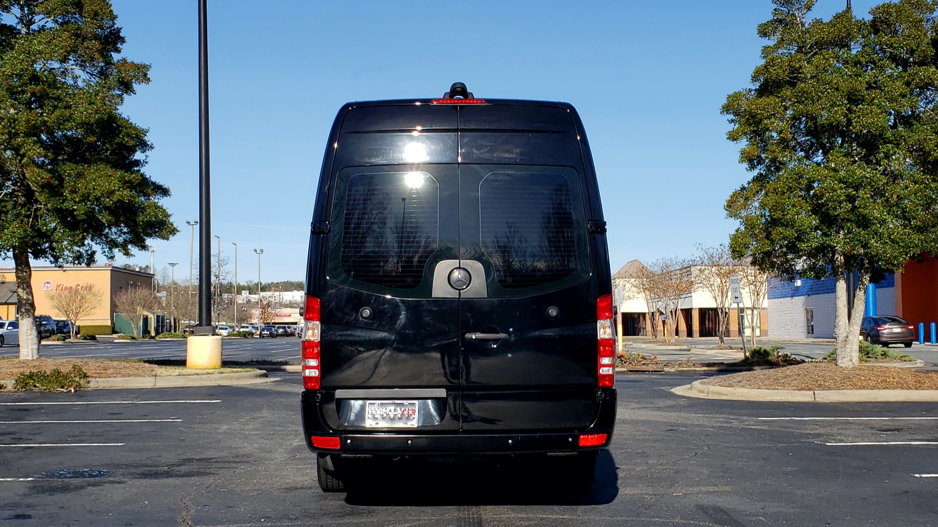 Used 2014 Mercedes-Benz SPRINTER JET VAN MIDWEST EXT for sale Sold at Formula Imports in Charlotte NC 28227 14