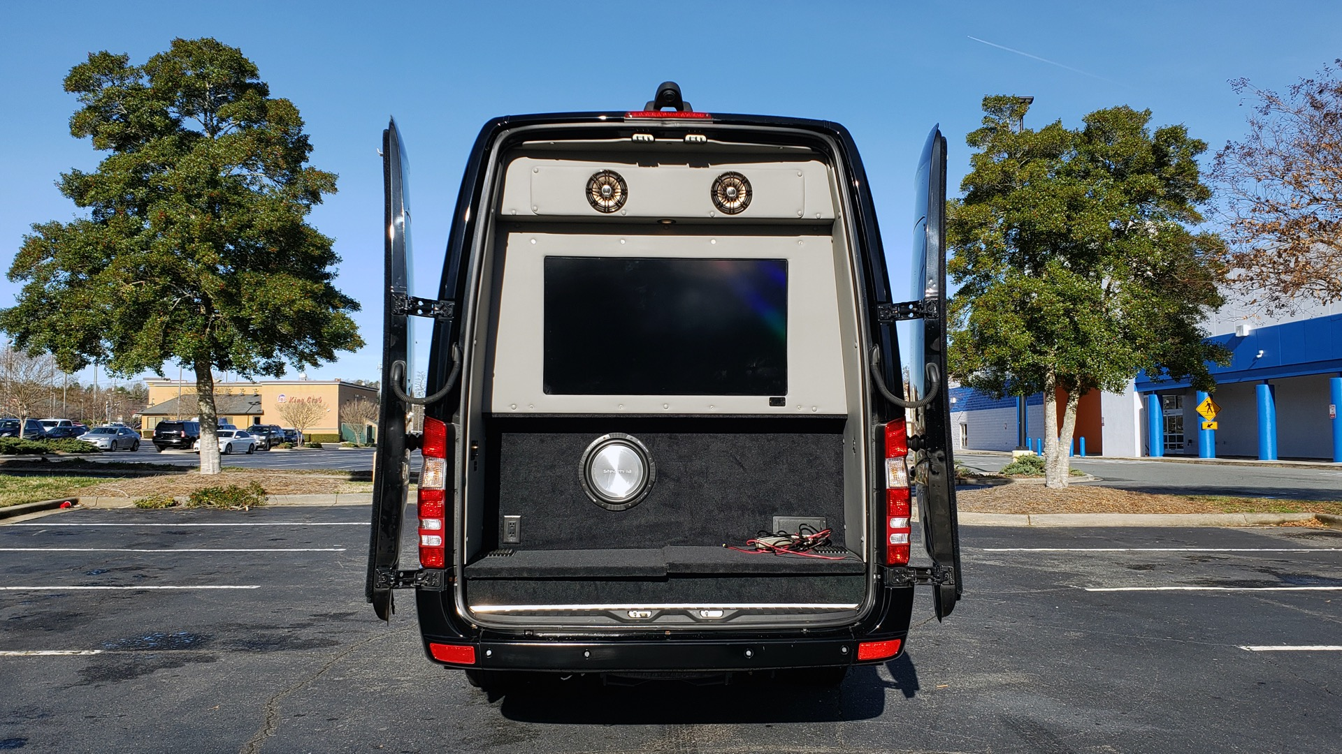 Used 2014 Mercedes-Benz SPRINTER JET VAN MIDWEST EXT for sale Sold at Formula Imports in Charlotte NC 28227 17